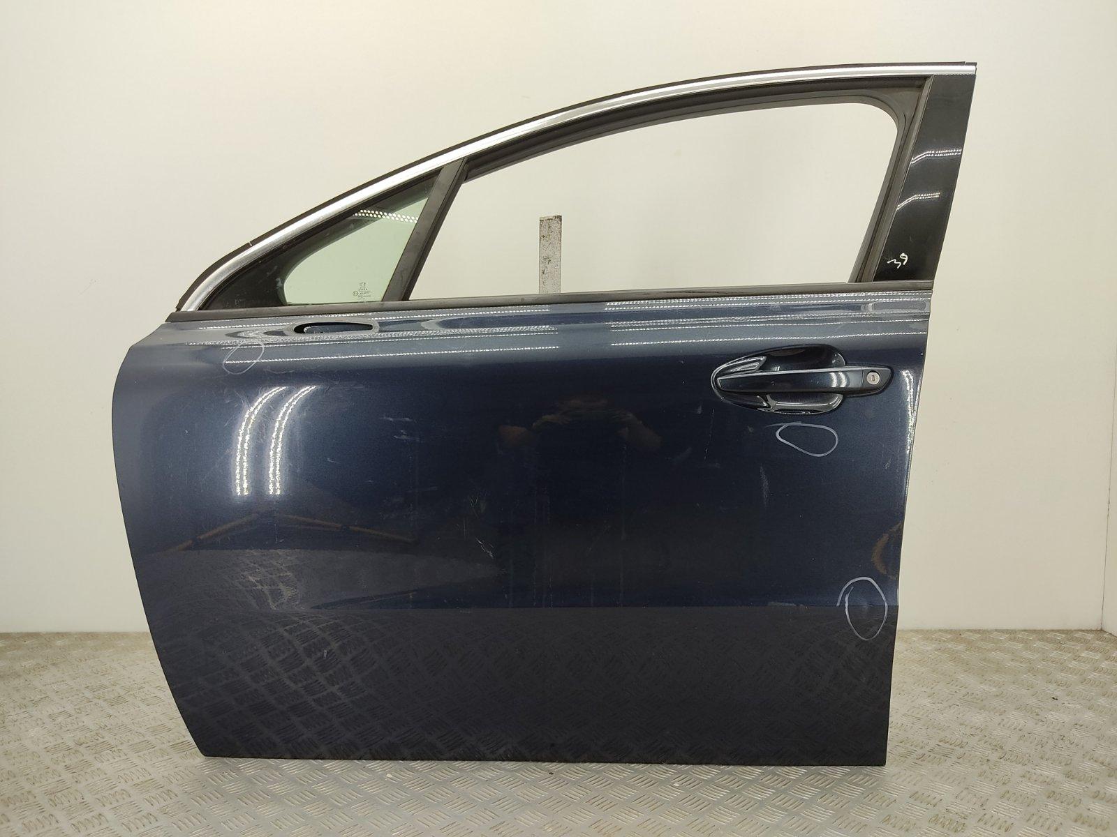Дверь передняя левая Peugeot 508 1.6 HDI 2011 (б/у)