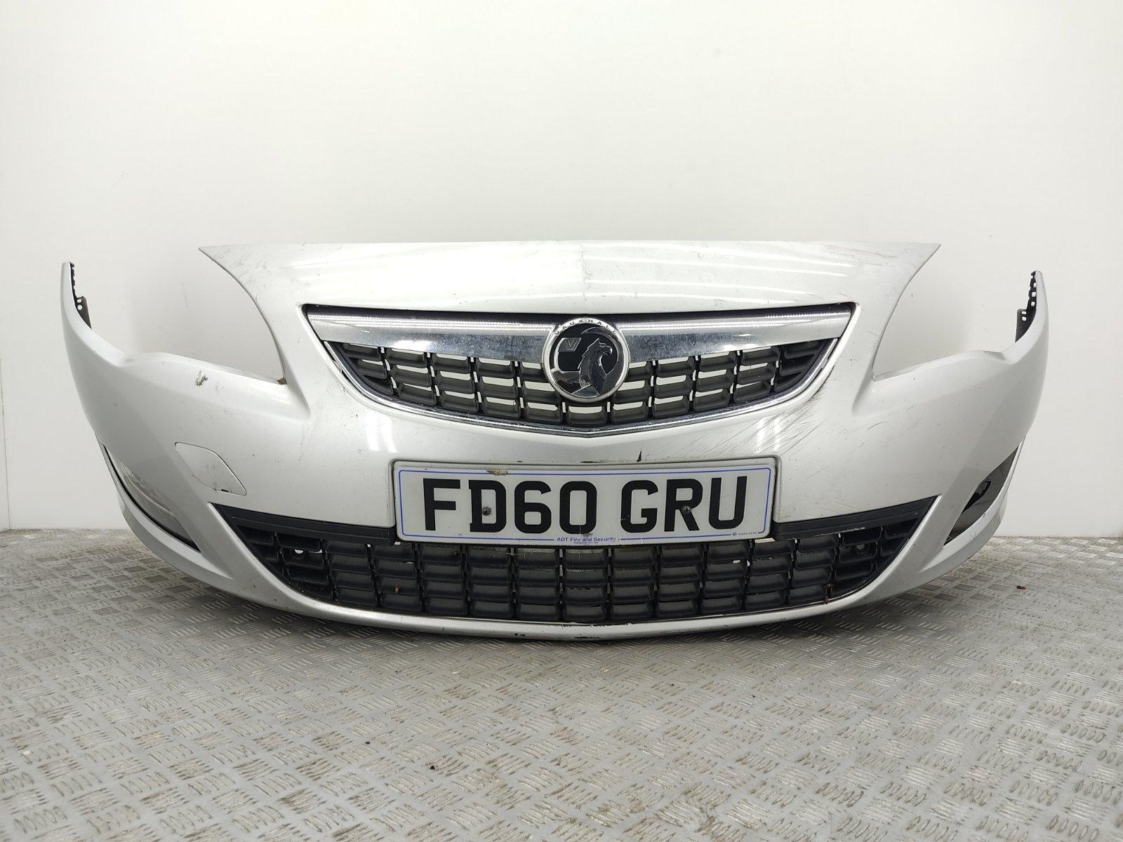 Бампер передний Opel Astra J 1.7 CDTI 2010 (б/у)