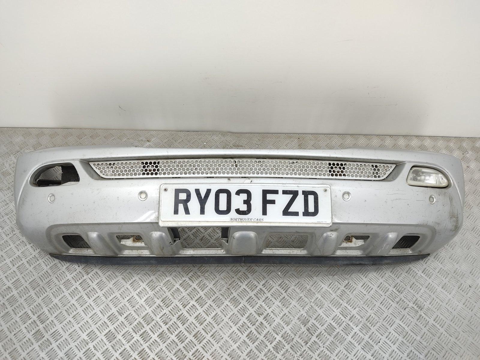 Бампер передний Mercedes Ml W163 2.7 CDI 2003 (б/у)