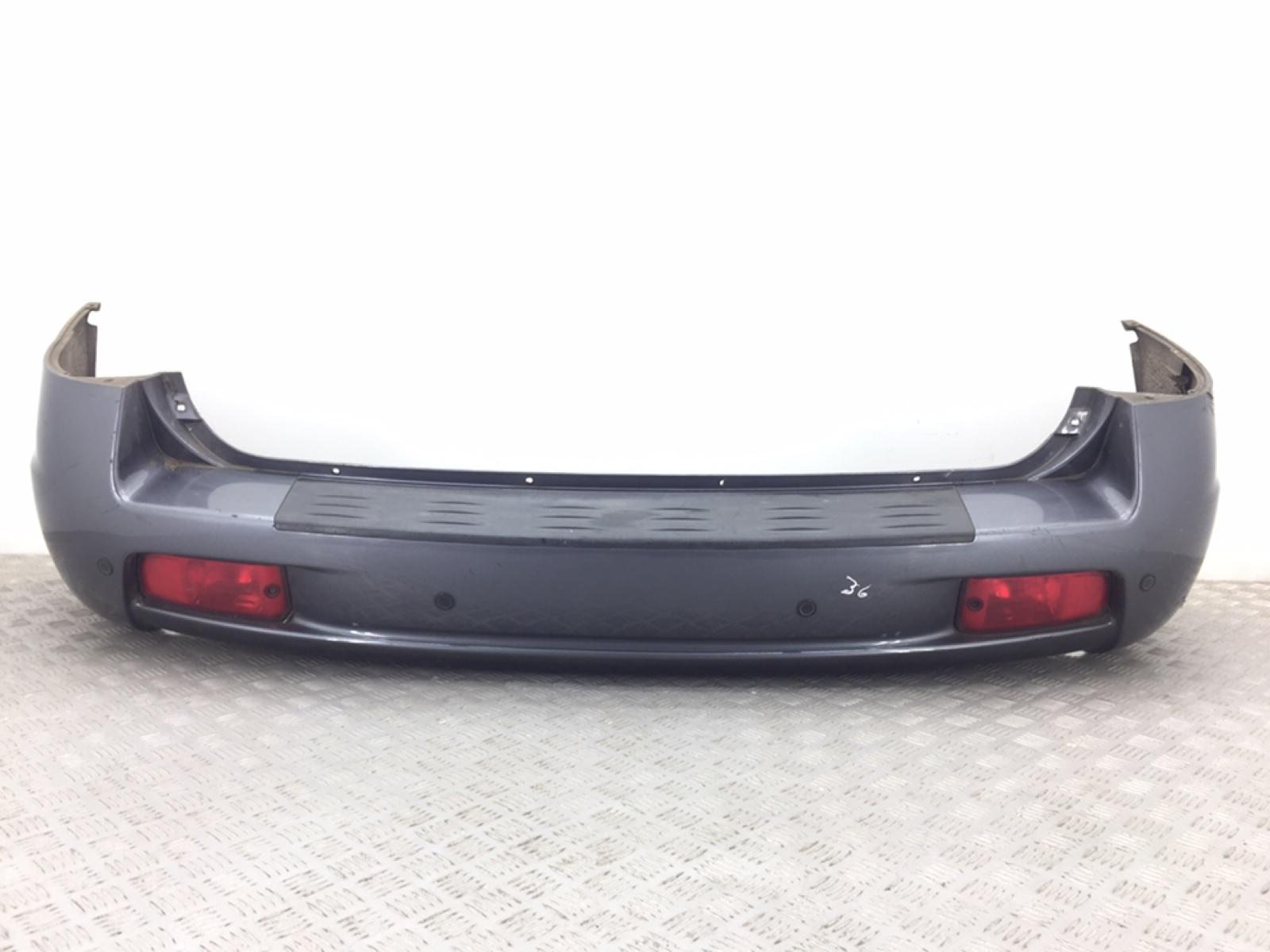 Бампер задний Hyundai Santa Fe 2.0 CRDI 2006 (б/у)