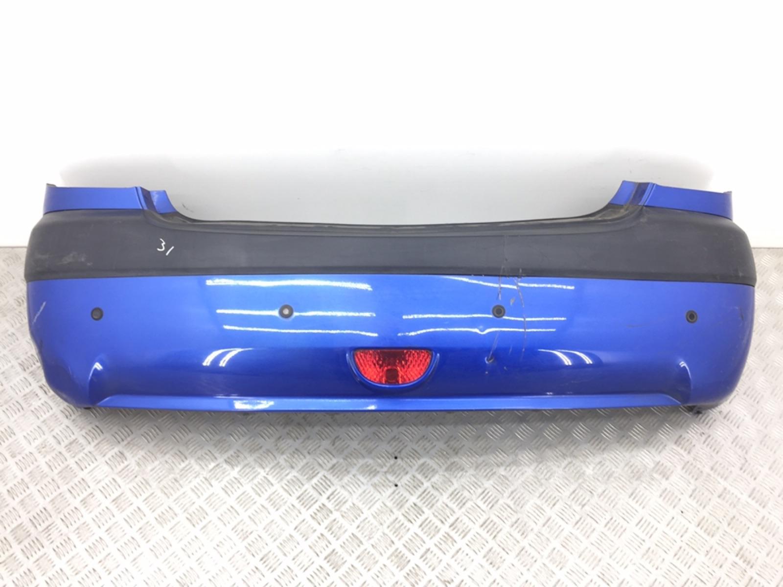 Бампер задний Kia Rio 1.5 CRDI 2008 (б/у)