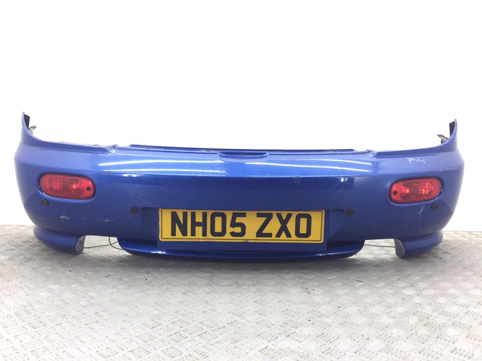Бампер задний Hyundai Coupe 2.0 I 2005 (б/у)