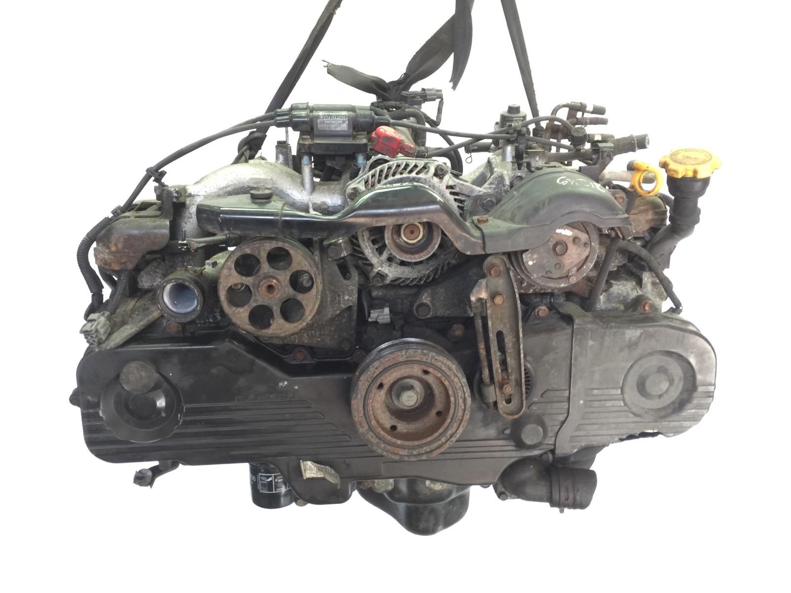 Двигатель Subaru Legacy 2.0 I 2003 (б/у)