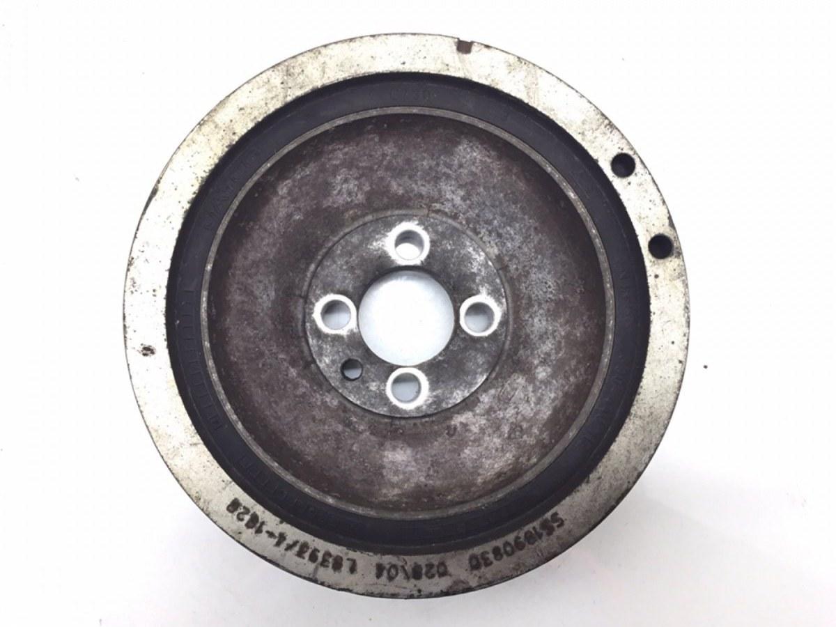 Шкив коленвала Fiat Punto 2 1.8 I 2004 (б/у)