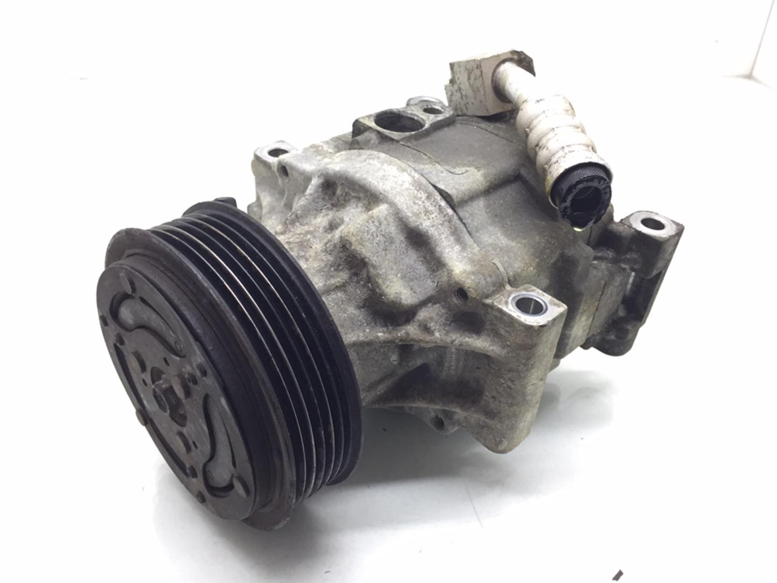 Компрессор кондиционера Fiat Punto 2 1.8 I 2004 (б/у)