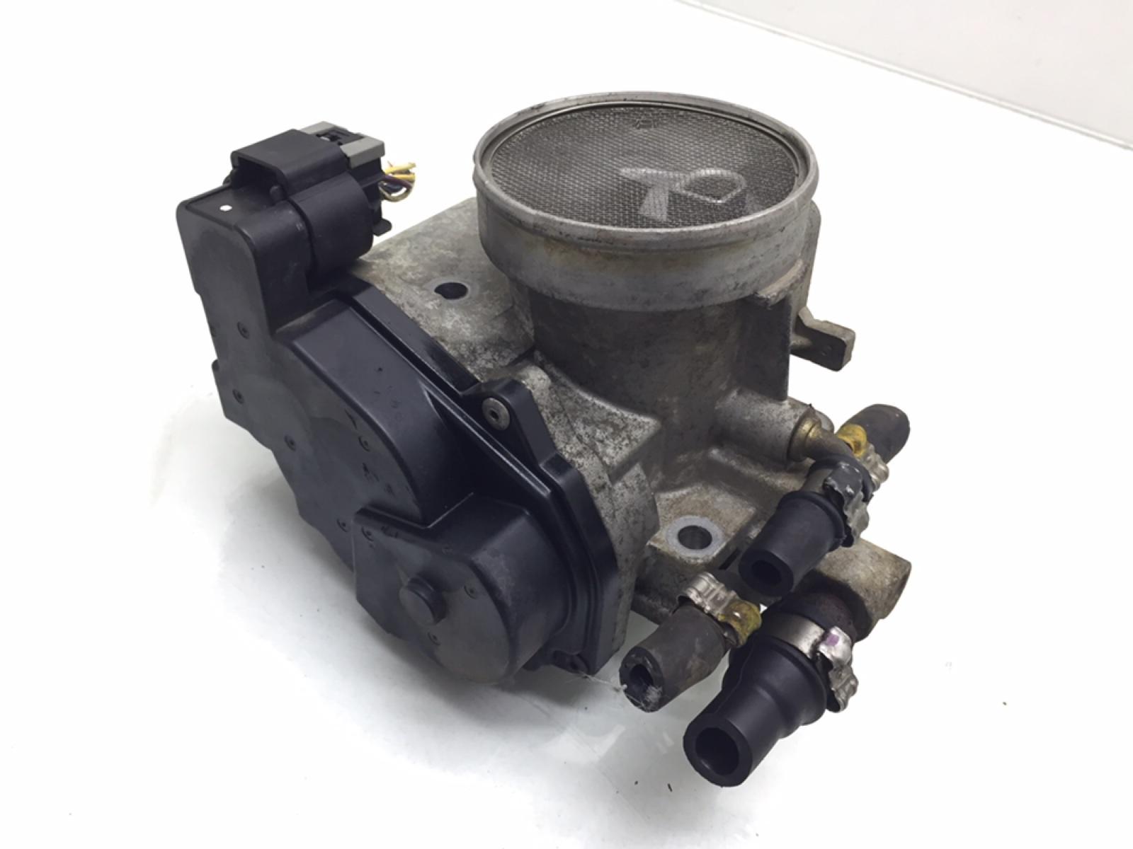 Заслонка дроссельная Fiat Punto 2 1.8 I 2004 (б/у)