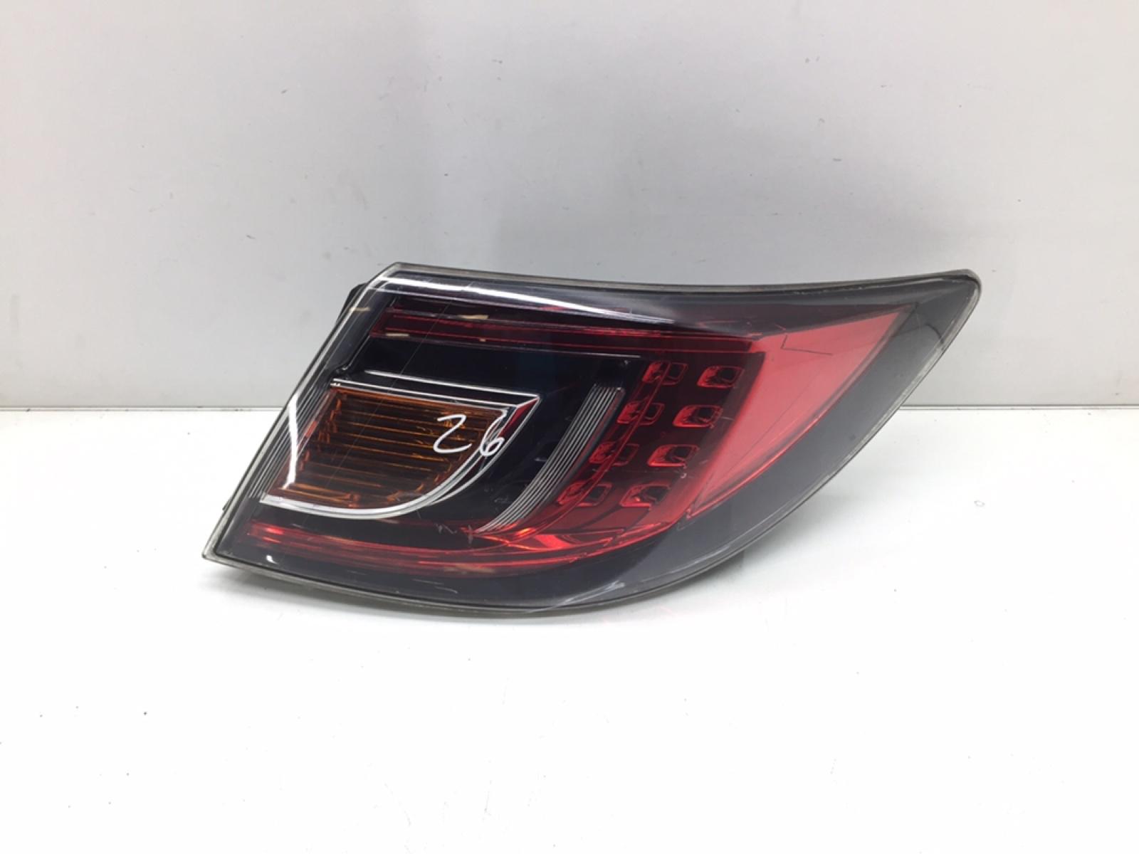 Фонарь задний правый Mazda 6 2.0 TD 2008 (б/у)