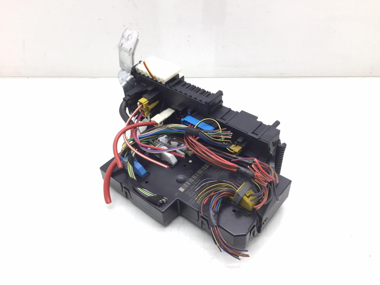 Блок предохранителей Mercedes C W204 2.2 CDI 2012 (б/у)