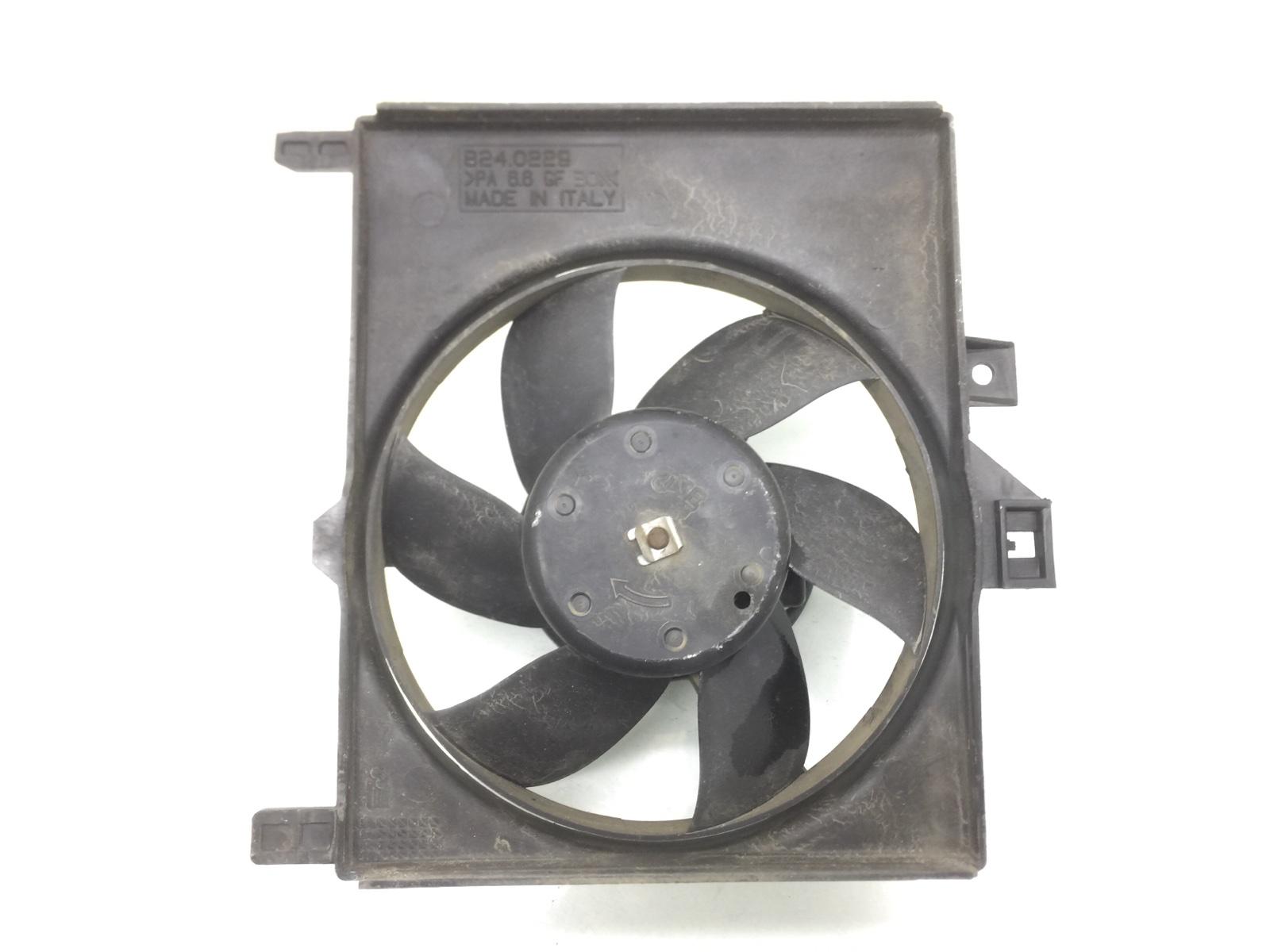 Вентилятор радиатора Smart Coupe CITY 0.6 I 2000 (б/у)