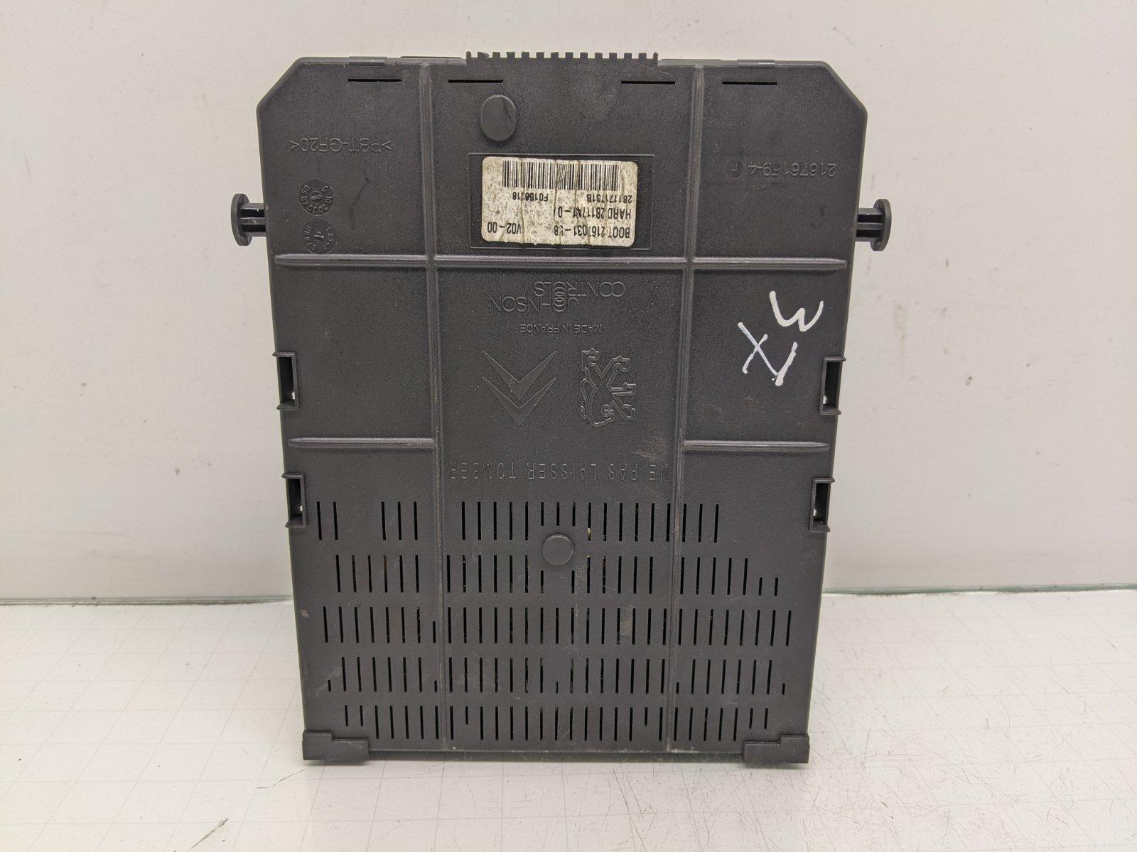 Блок комфорта Citroen C4 1.6 HDI 2006 (б/у)