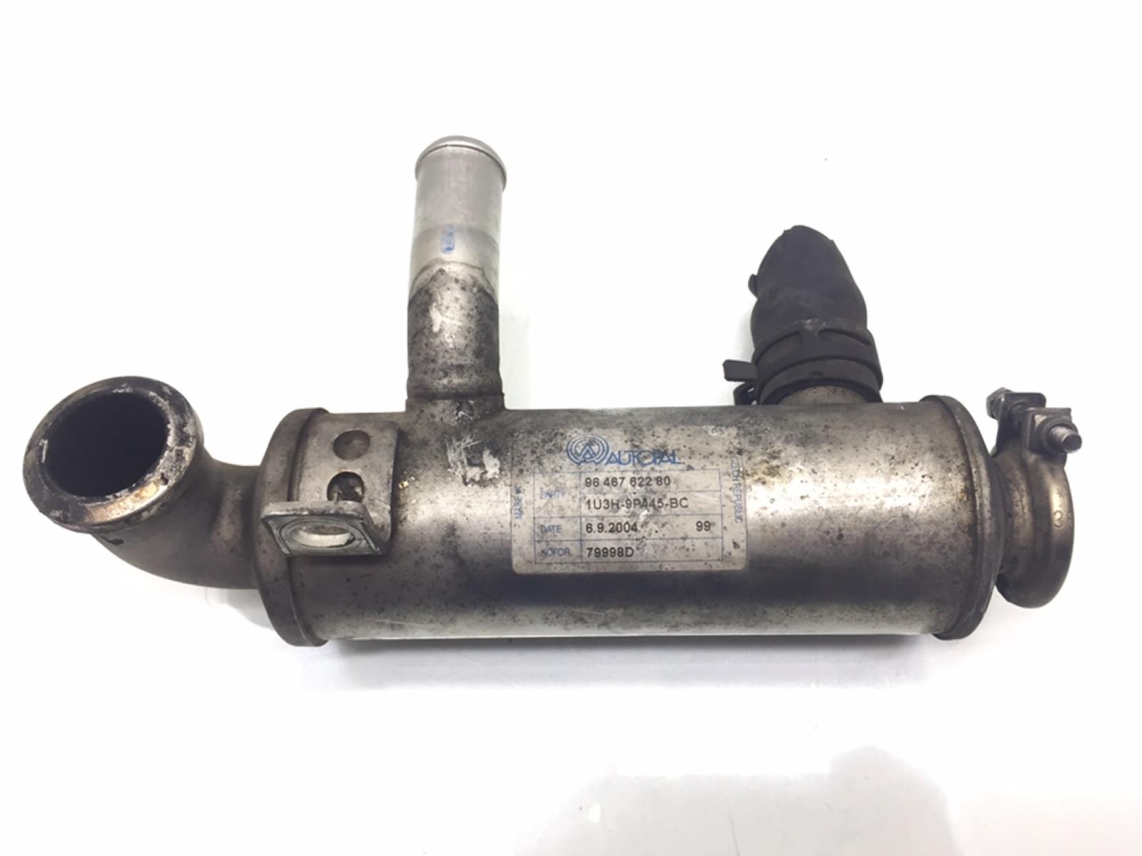 Радиатор egr Citroen C5 1.6 HDI 2004 (б/у)