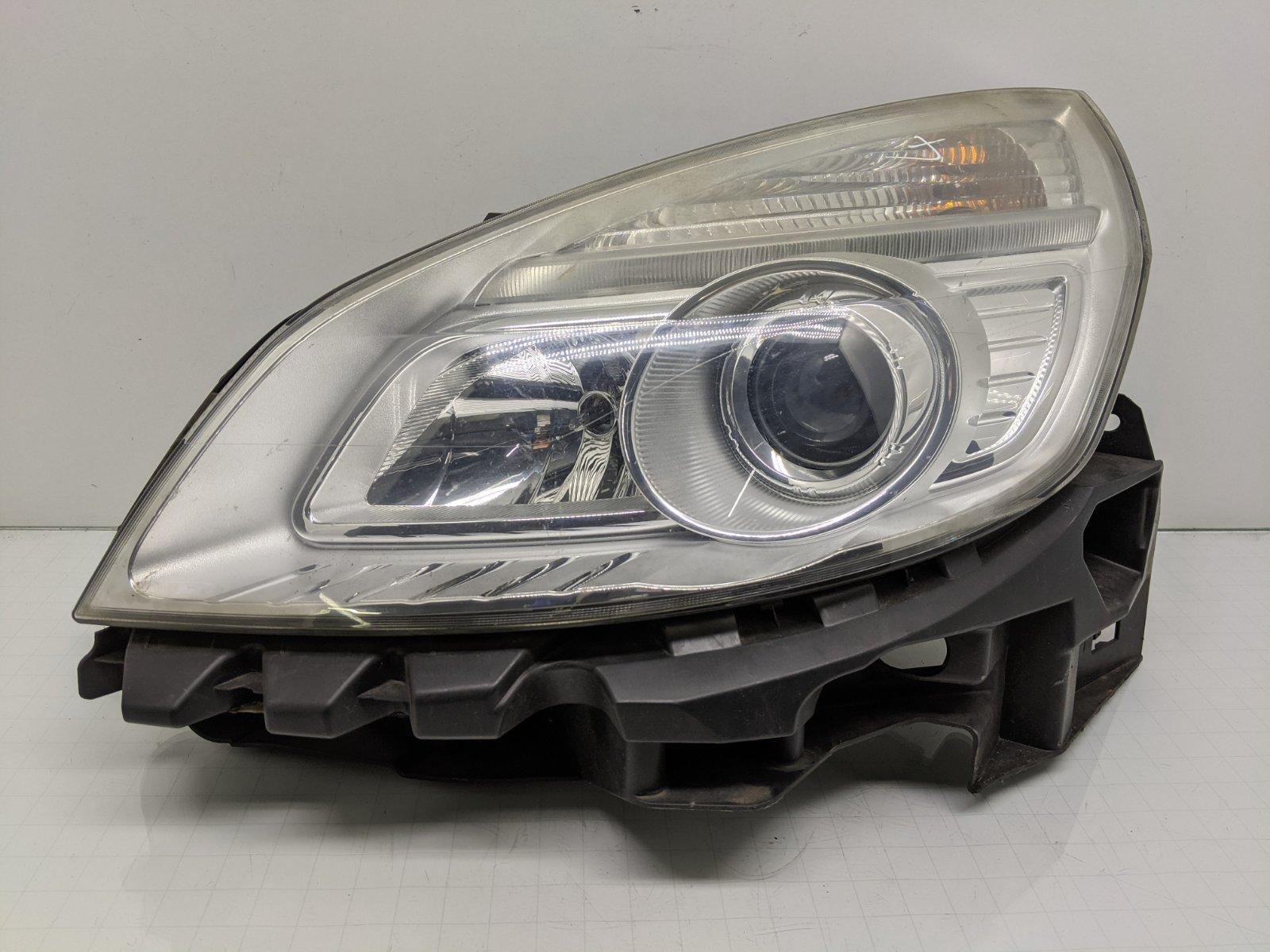 Фара левая Renault Scenic 1.5 DCI 2008 (б/у)