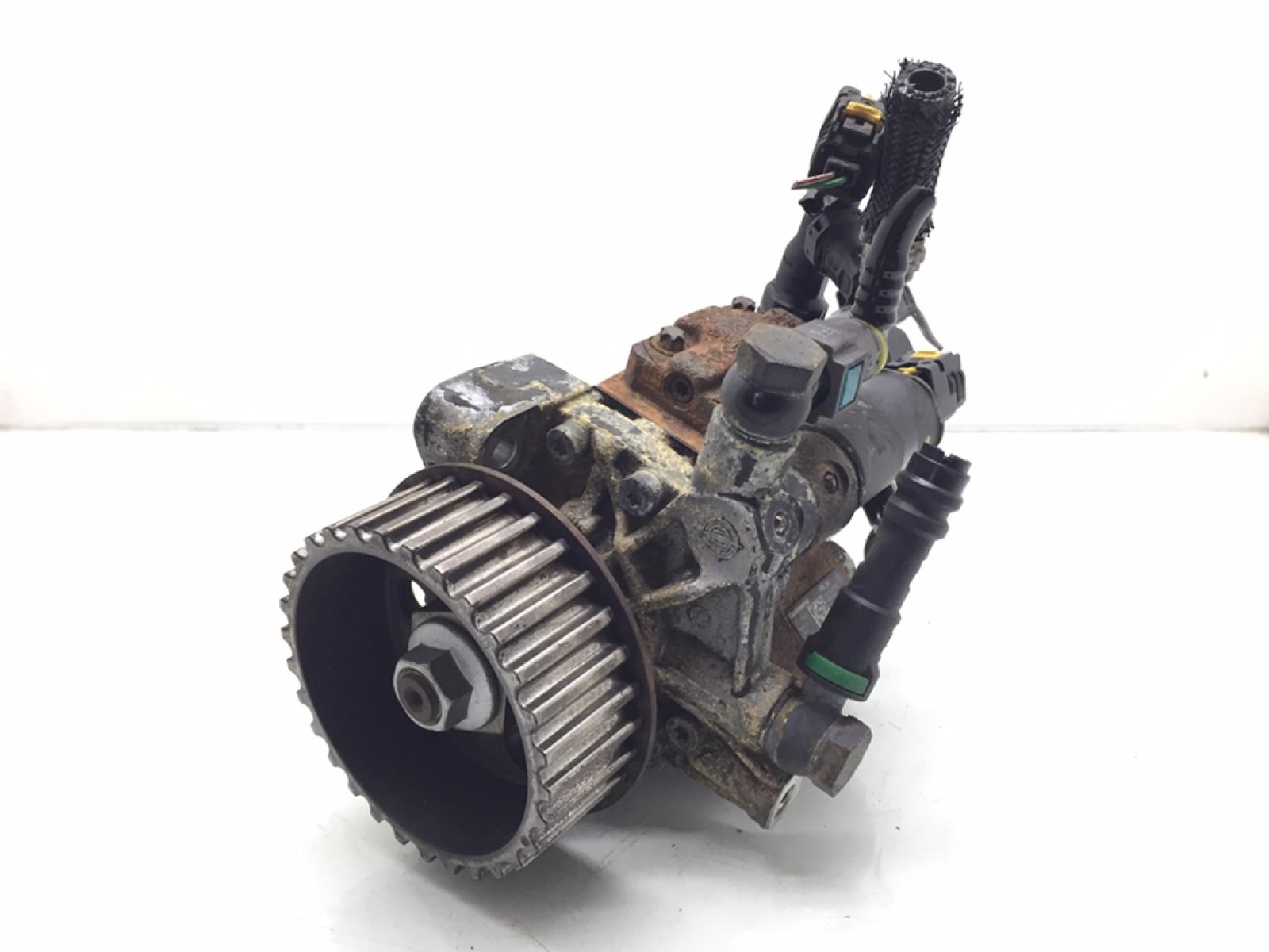 Тнвд Renault Megane 1.5 DCI 2011 (б/у)