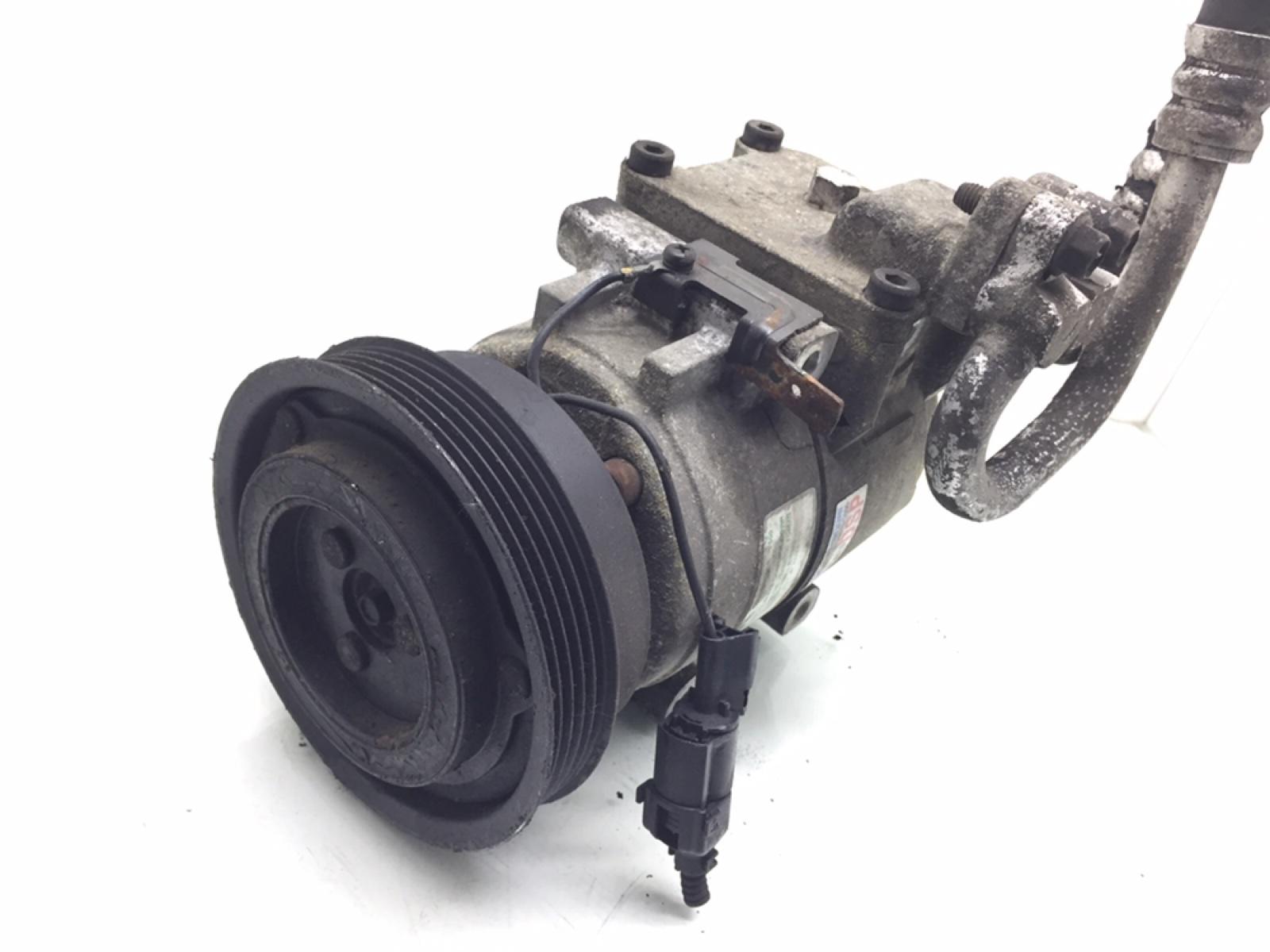 Компрессор кондиционера Hyundai Getz 1.5 CRDI 2006 (б/у)