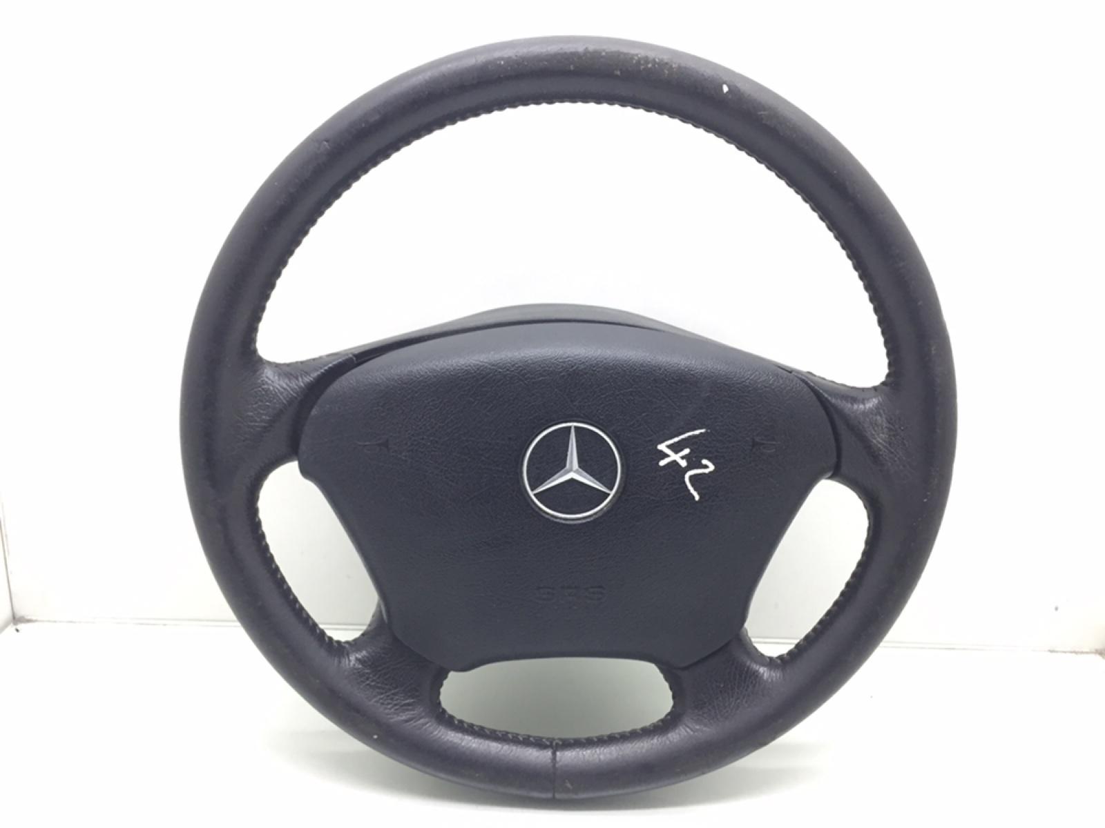Руль Mercedes Ml W163 2.7 CDI 2003 (б/у)