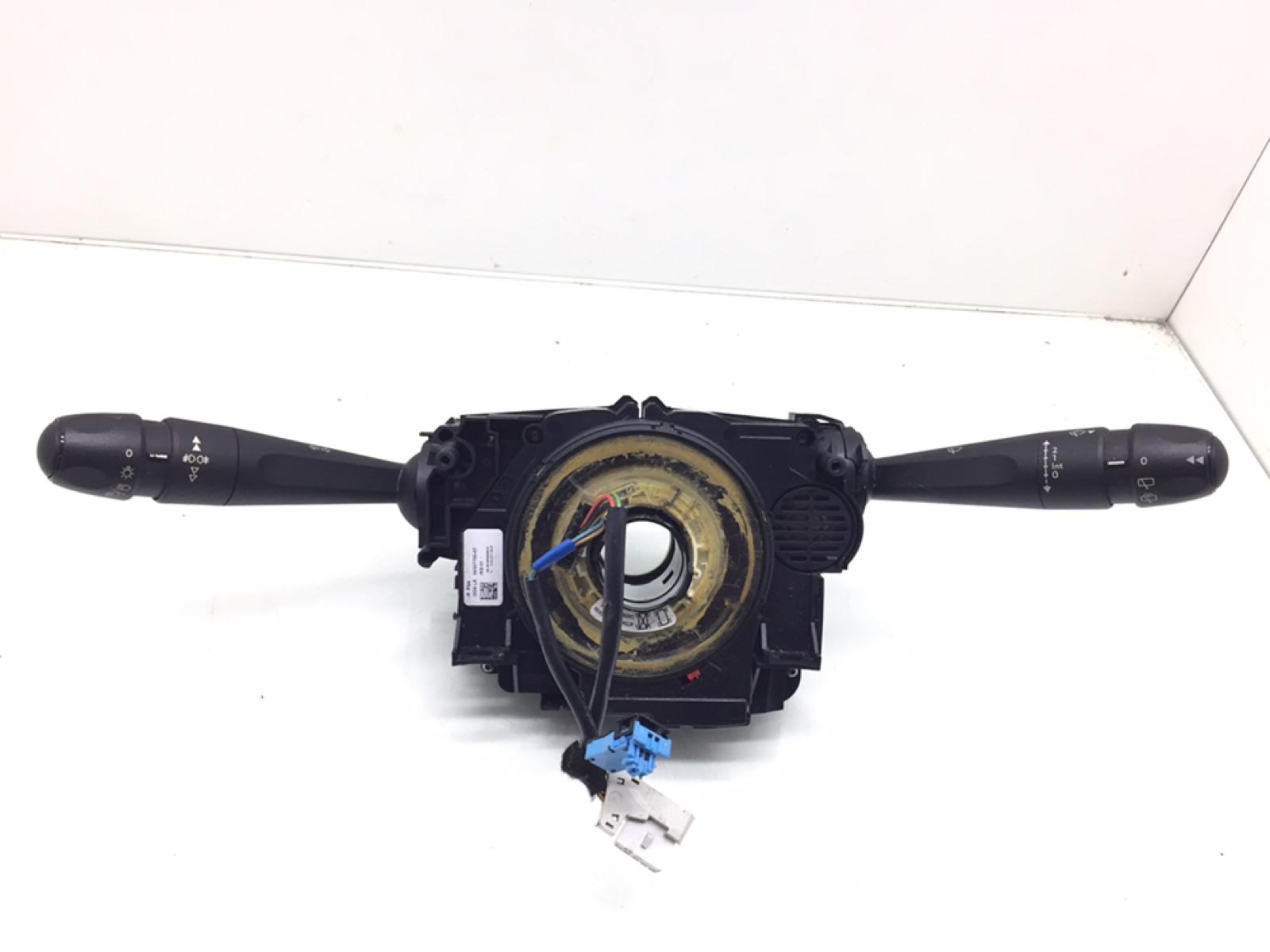 Переключатель подрулевой (стрекоза) Peugeot 508 1.6 HDI 2011 (б/у)
