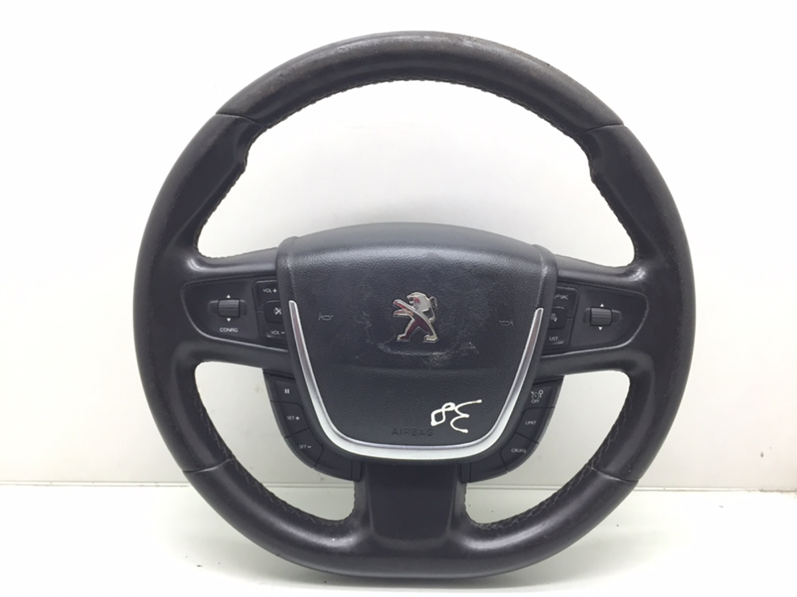 Руль Peugeot 508 1.6 HDI 2011 (б/у)