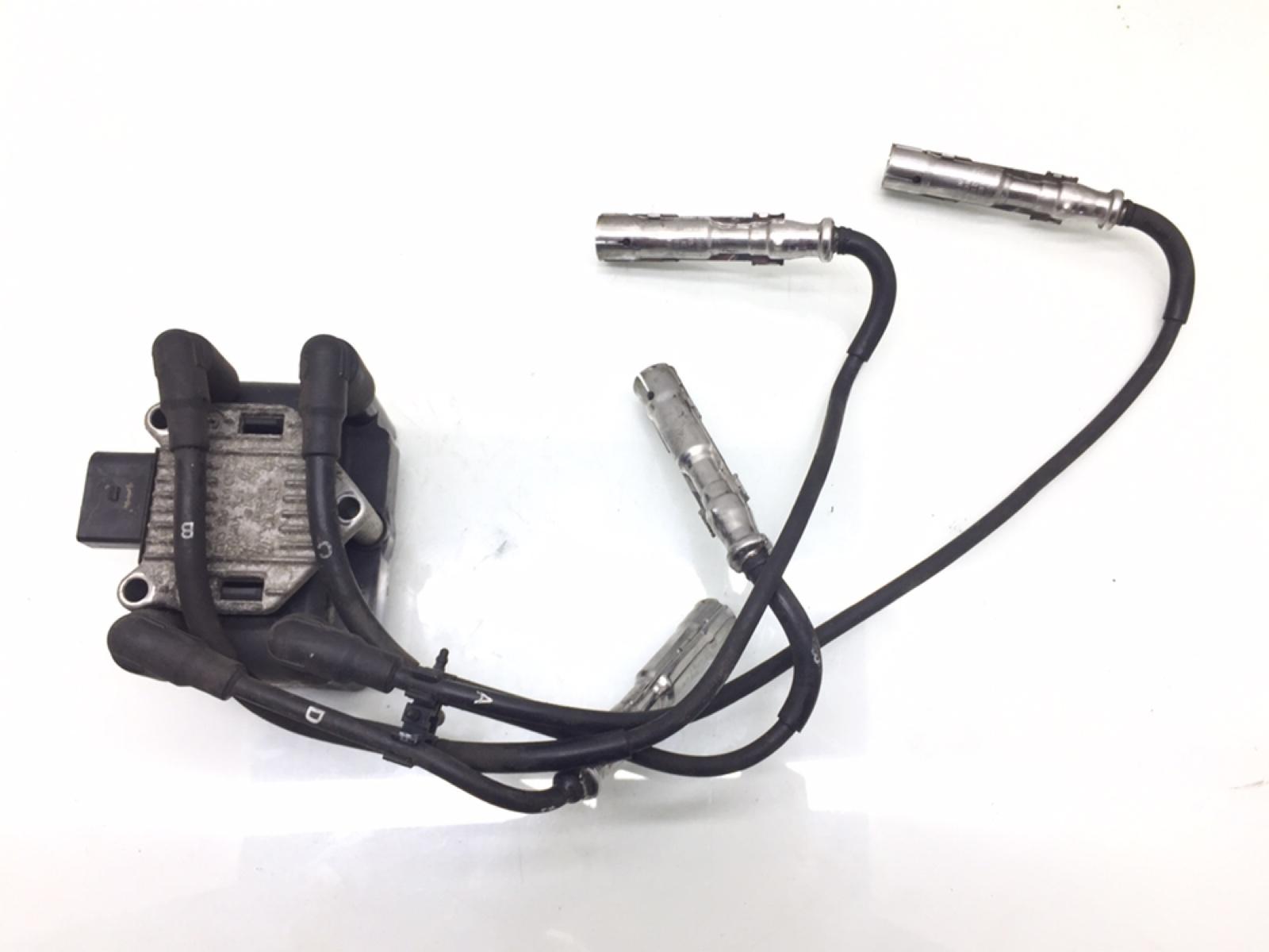 Катушка зажигания Volkswagen Golf 4 1.6 I 2003 (б/у)