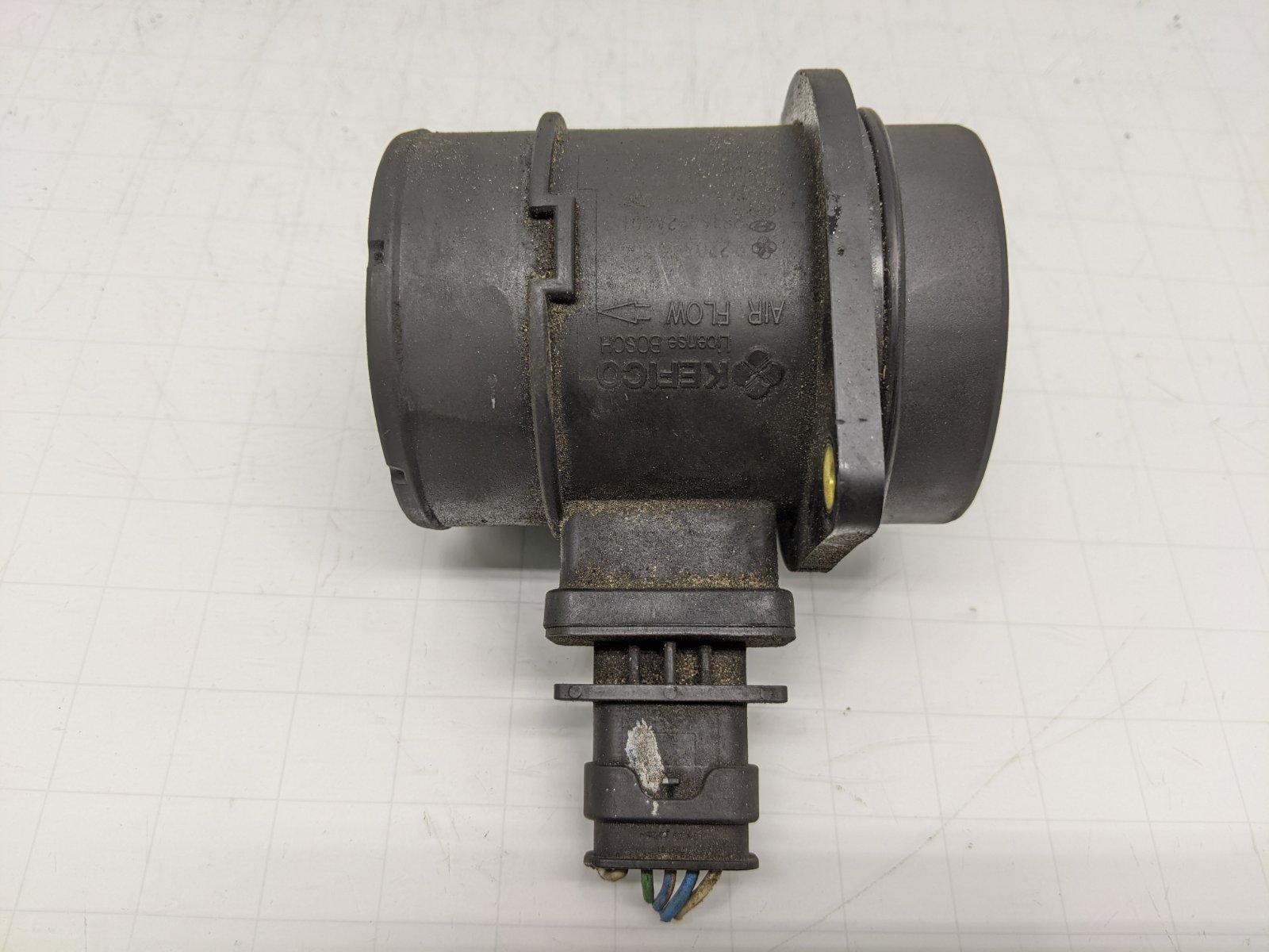Расходомер воздуха Kia Ceed 1.6 CRDI 2009 (б/у)