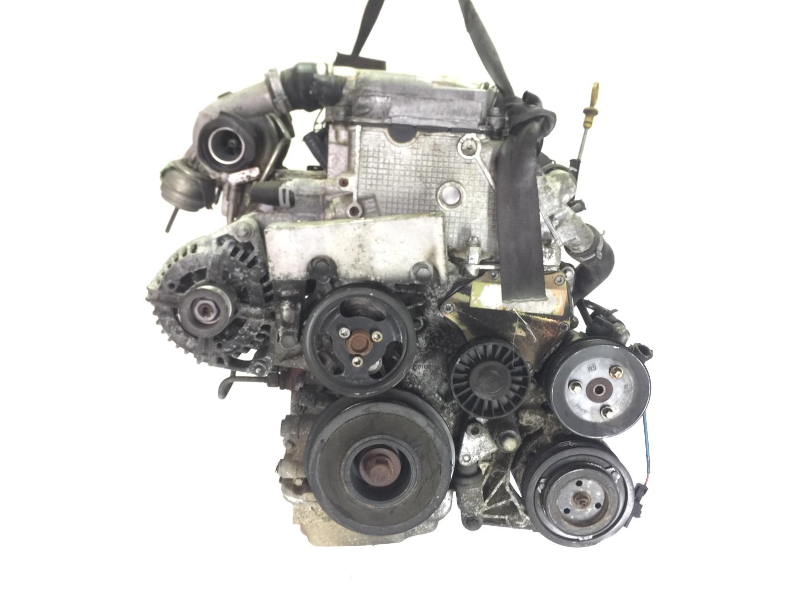 Двигатель Saab 9-5 2.2 TID 2005 (б/у)