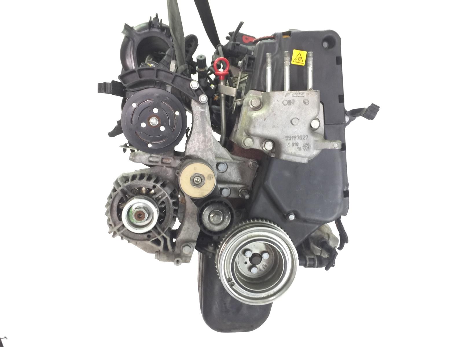Двигатель Fiat Panda 1.2 I 2011 (б/у)