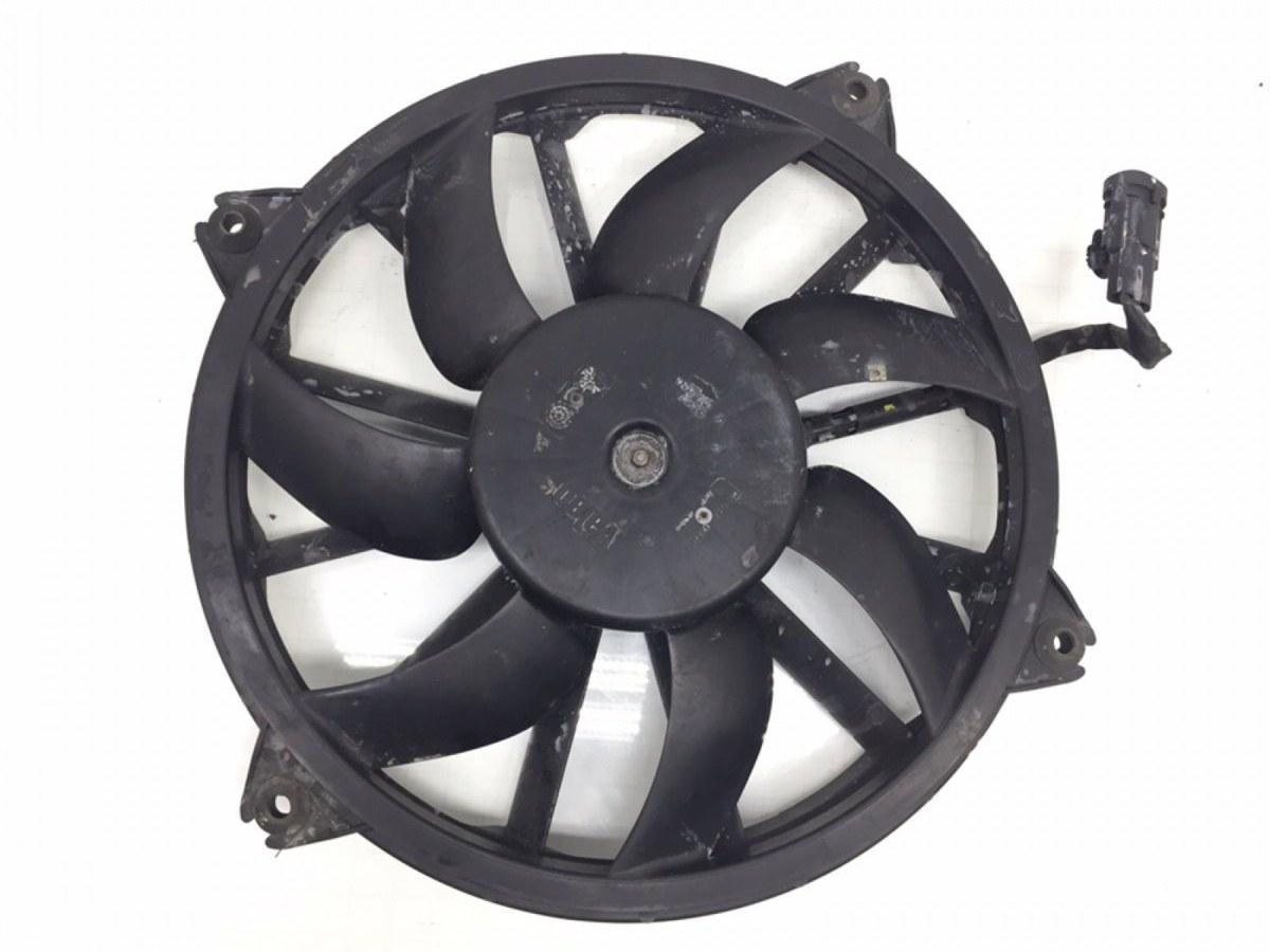 Вентилятор радиатора Citroen C4 1.6 HDI 2004 (б/у)