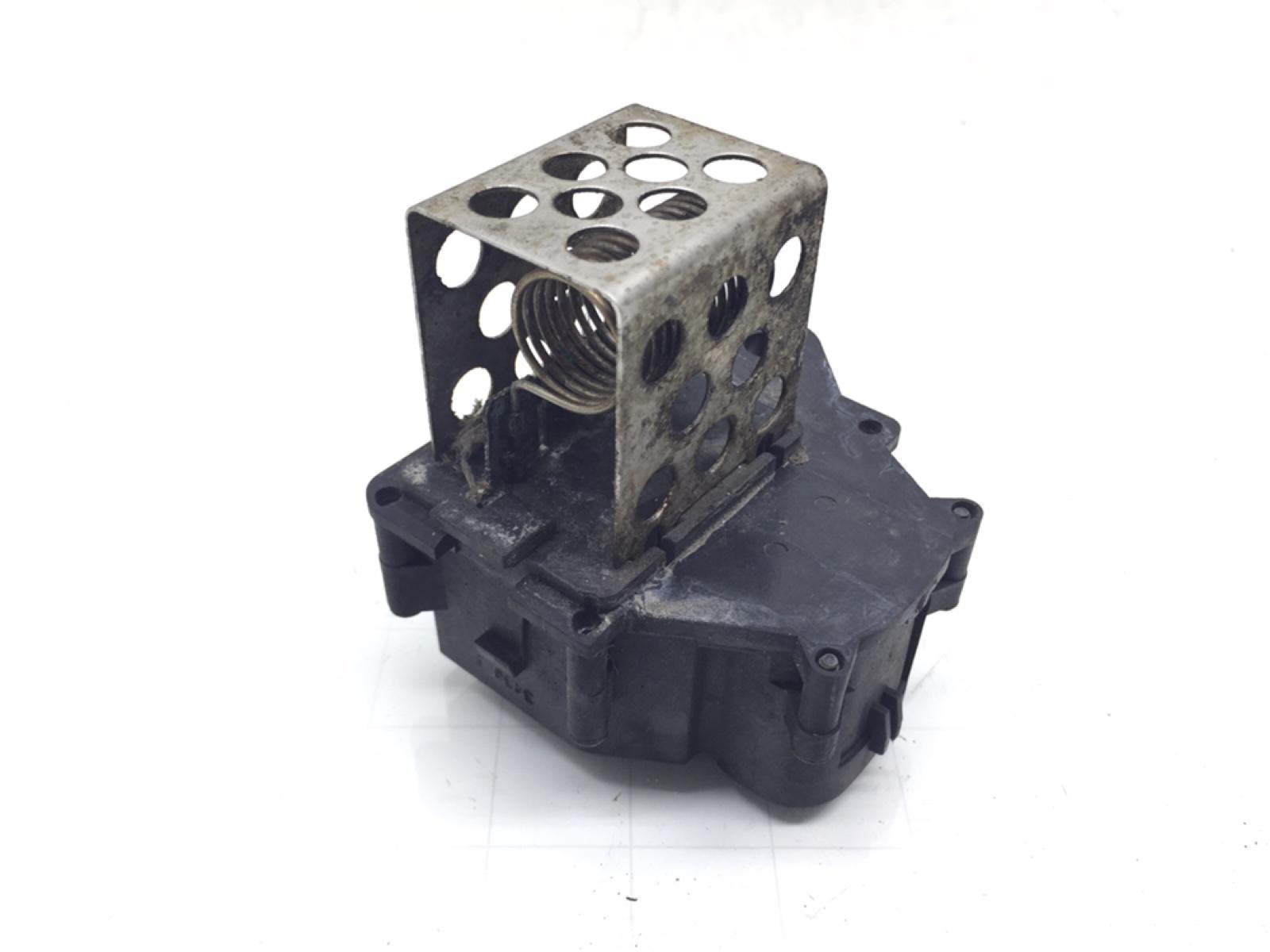 Блок управления вентилятором радиатора Citroen C4 1.6 HDI 2004 (б/у)