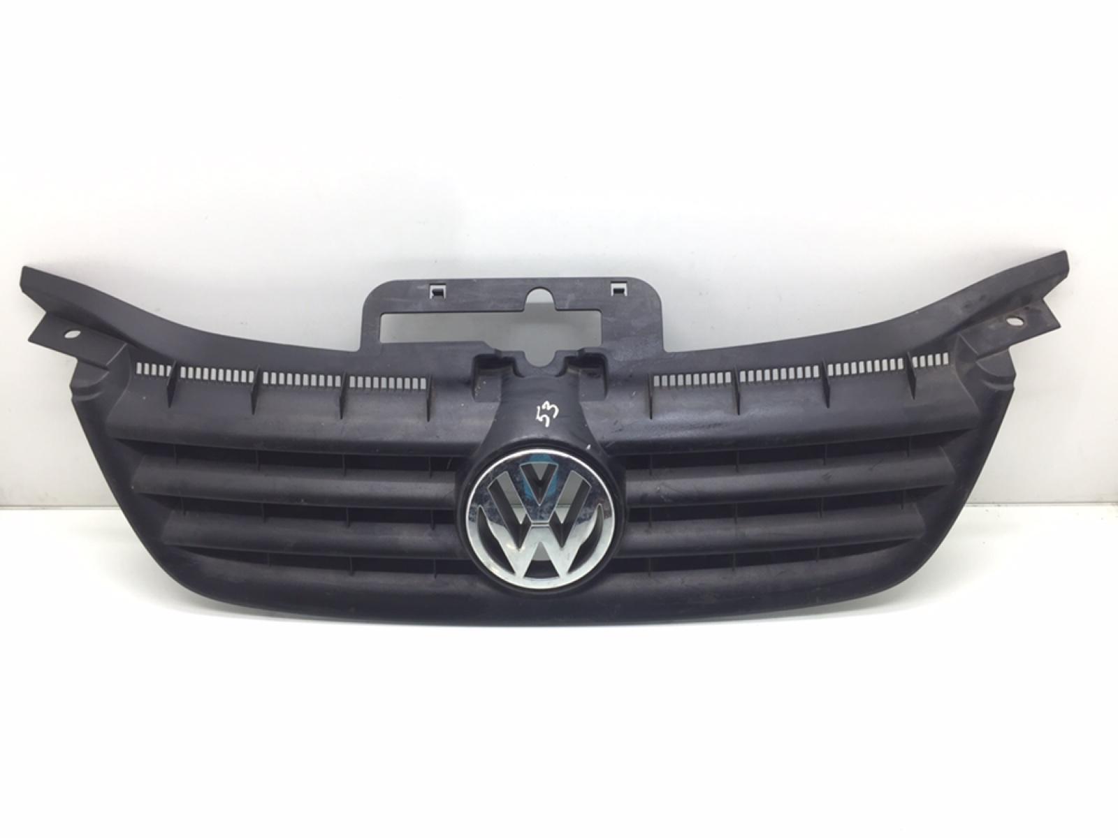 Решетка радиатора Volkswagen Touran 1 1.6 I 2004 (б/у)