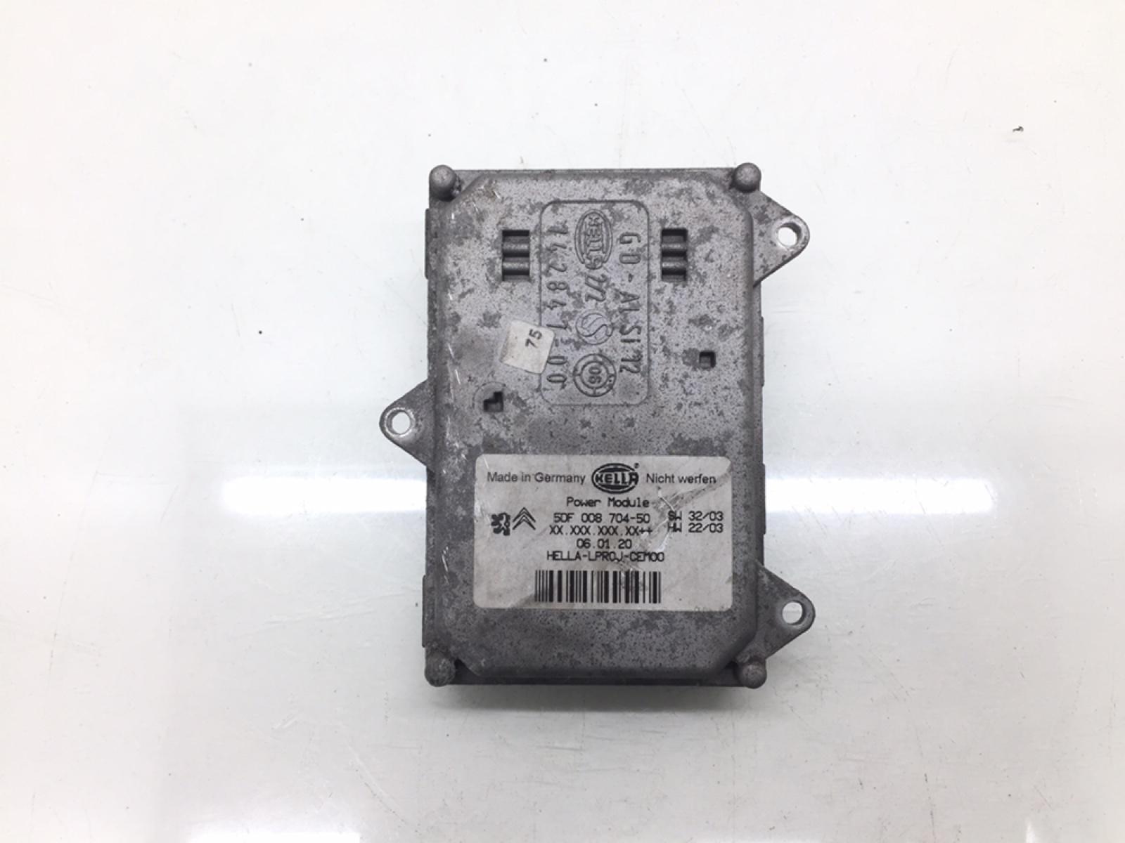 Блок розжига ксенона Peugeot 407 COUPE 2.2 I 2006 (б/у)