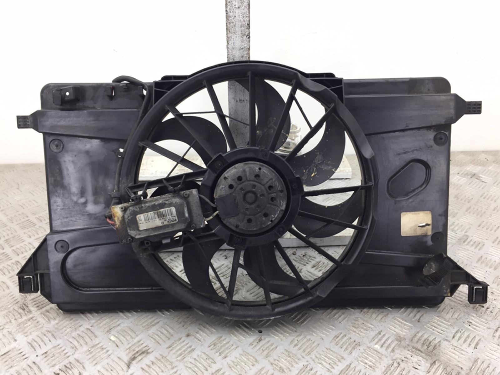 Вентилятор радиатора Volvo S40 2.0 TD 2005 (б/у)