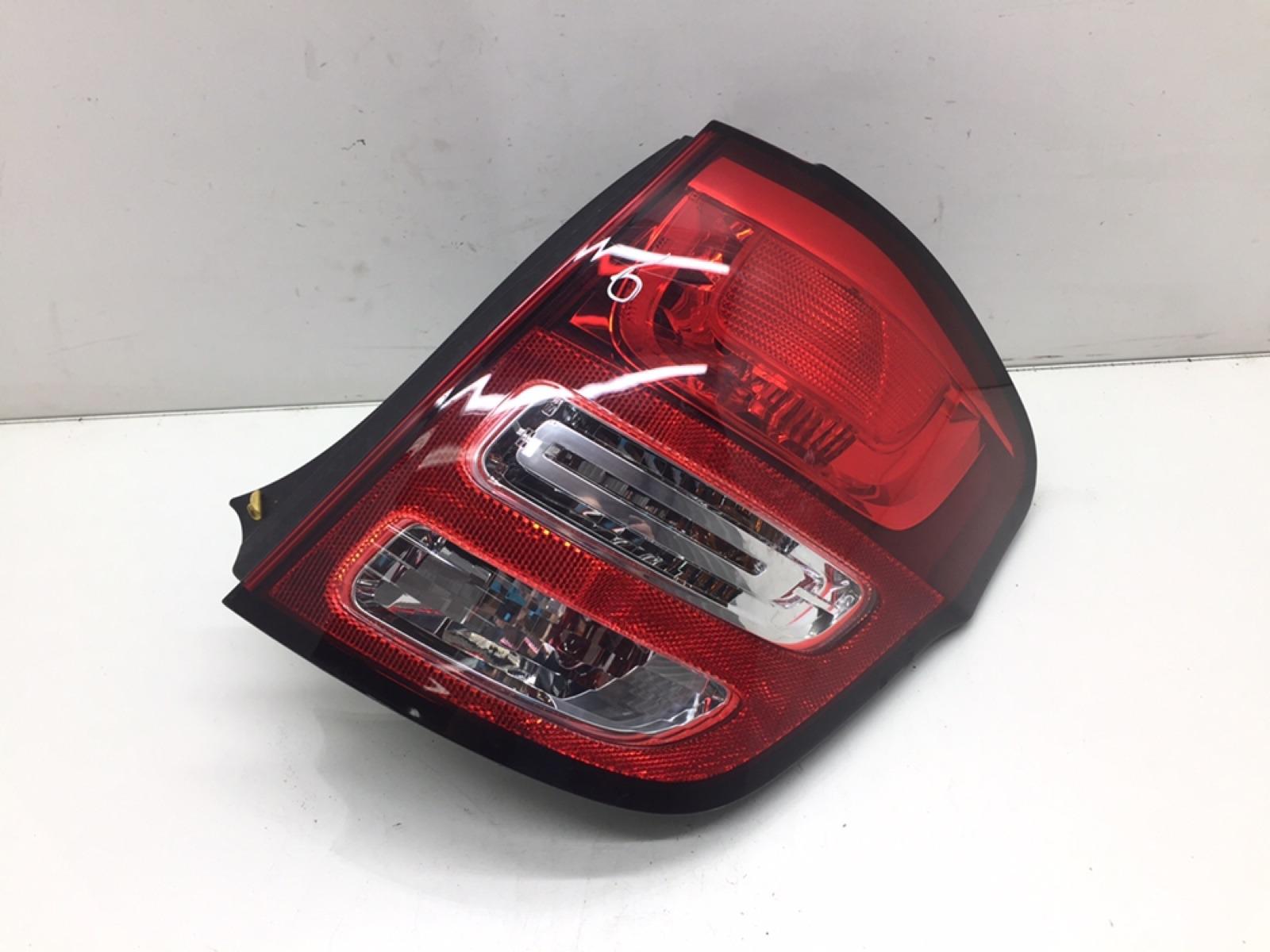 Фонарь задний правый Citroen C3 1.4 I 2012 (б/у)