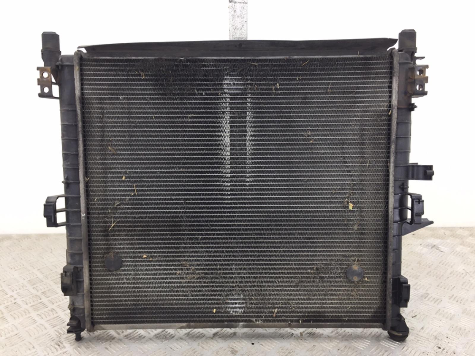 Радиатор (основной) Mercedes Ml W163 2.7 CDI 2003 (б/у)