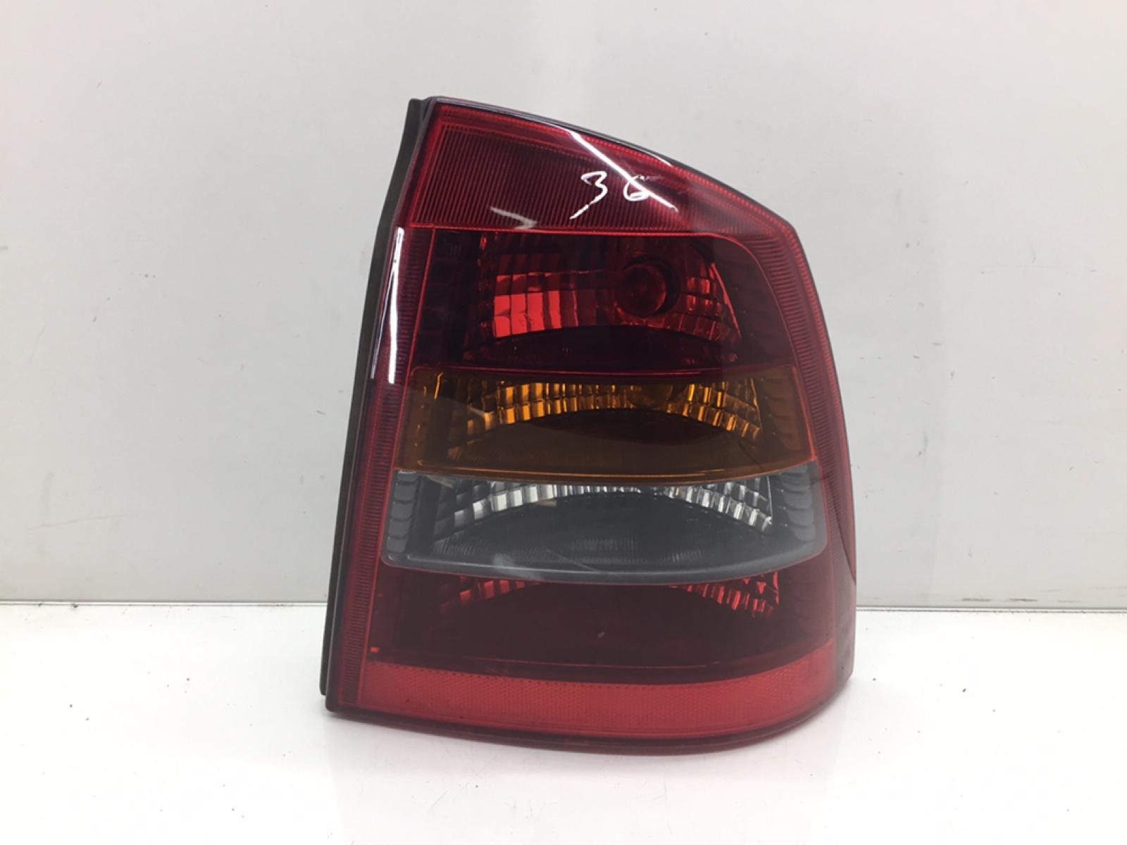 Фонарь задний правый Opel Astra G 1.8 I 2003 (б/у)