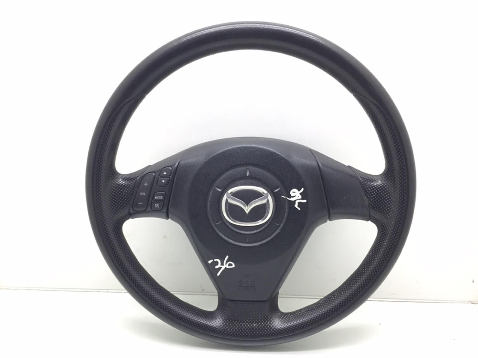 Руль Mazda 3 BK 1.6 I 2008 (б/у)