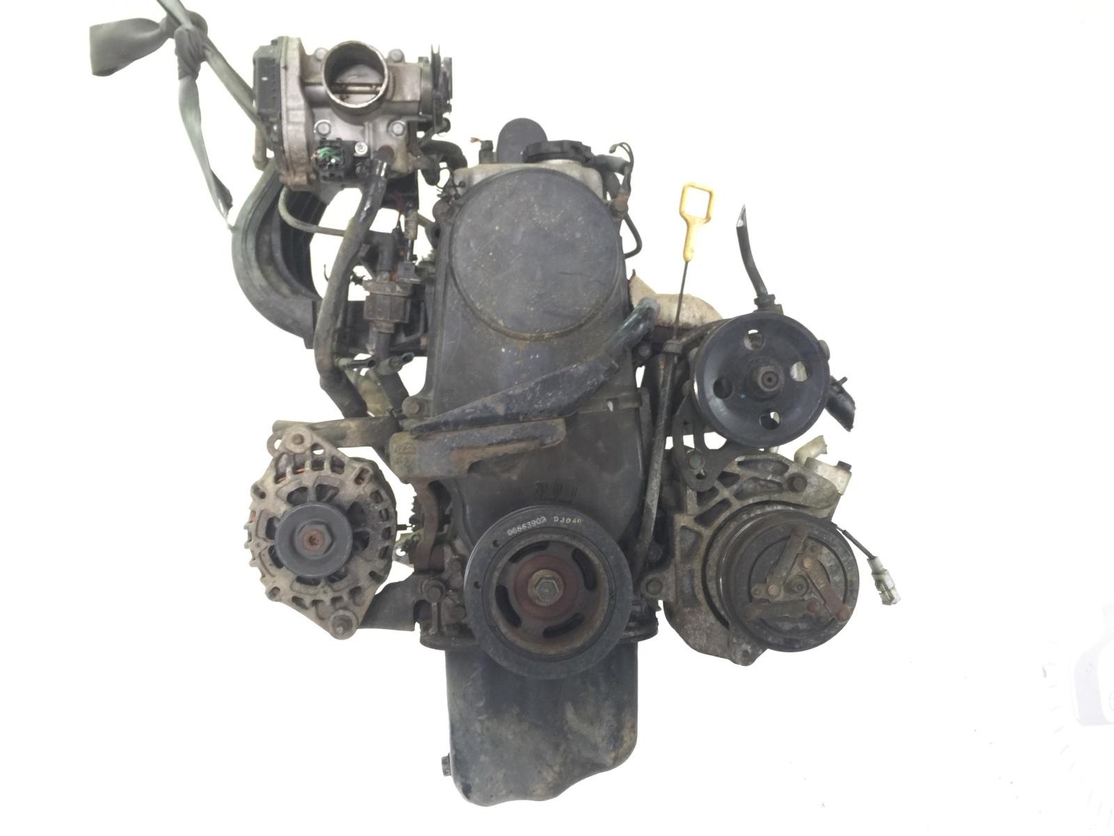 Двигатель Chevrolet Aveo 1.2 I 2004 (б/у)