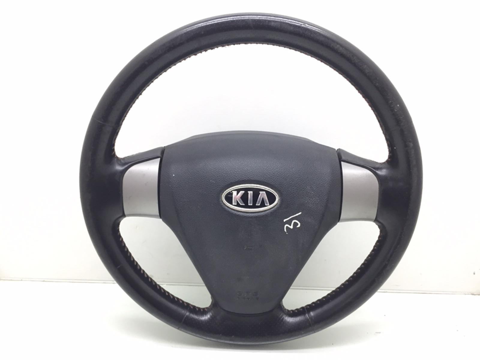 Руль Kia Rio 1.5 CRDI 2008 (б/у)