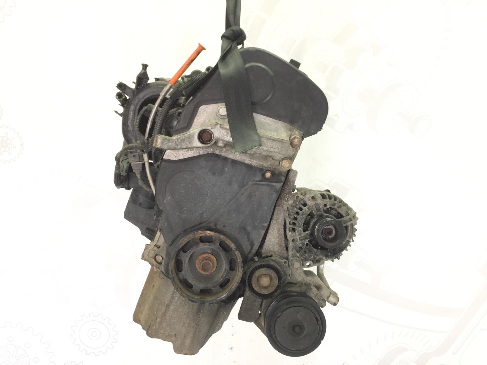 Двигатель Seat Ibiza 1.4 I 2008 (б/у)