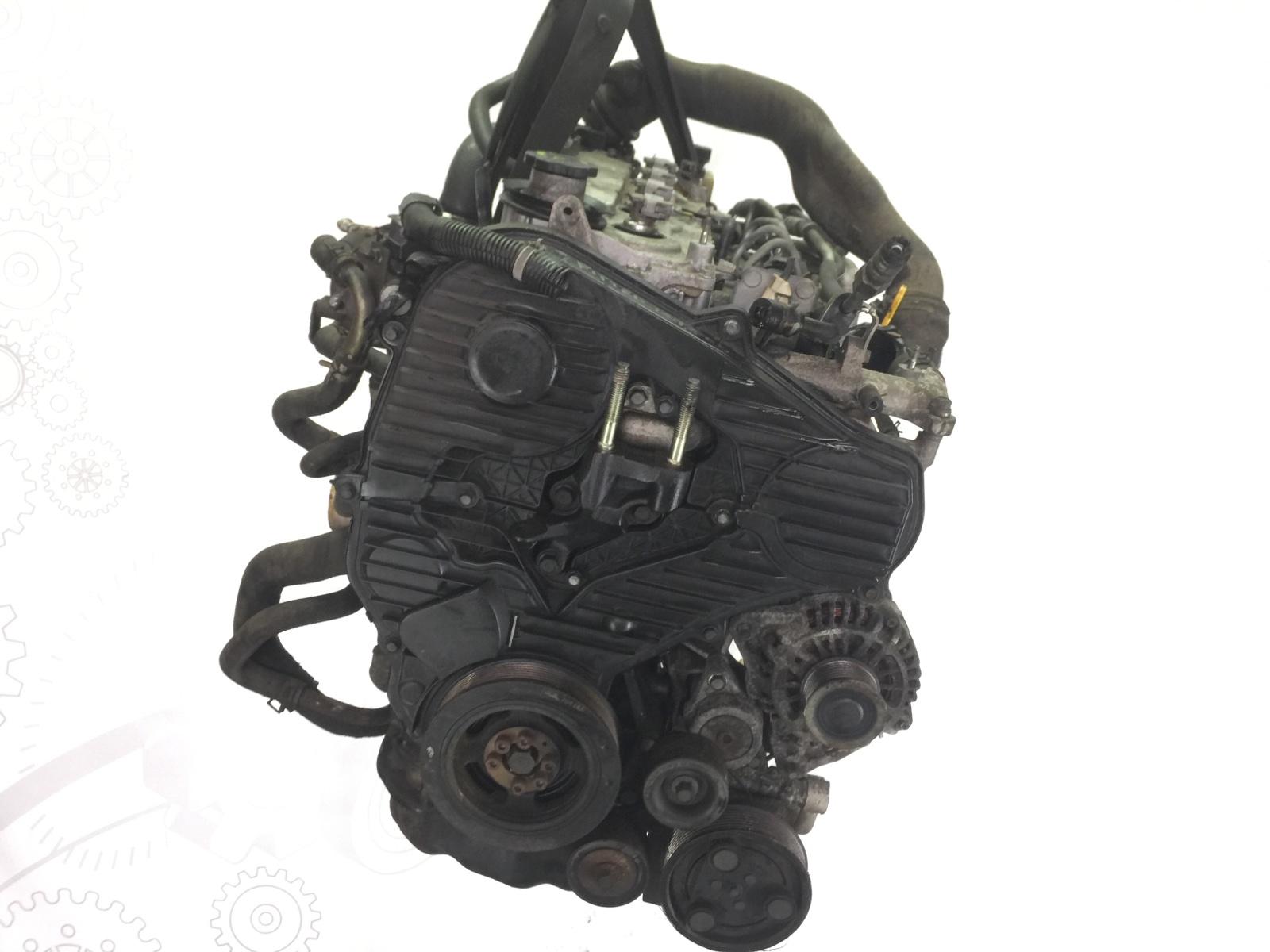 Двигатель Mazda 5 2.0 CDT 2007 (б/у)
