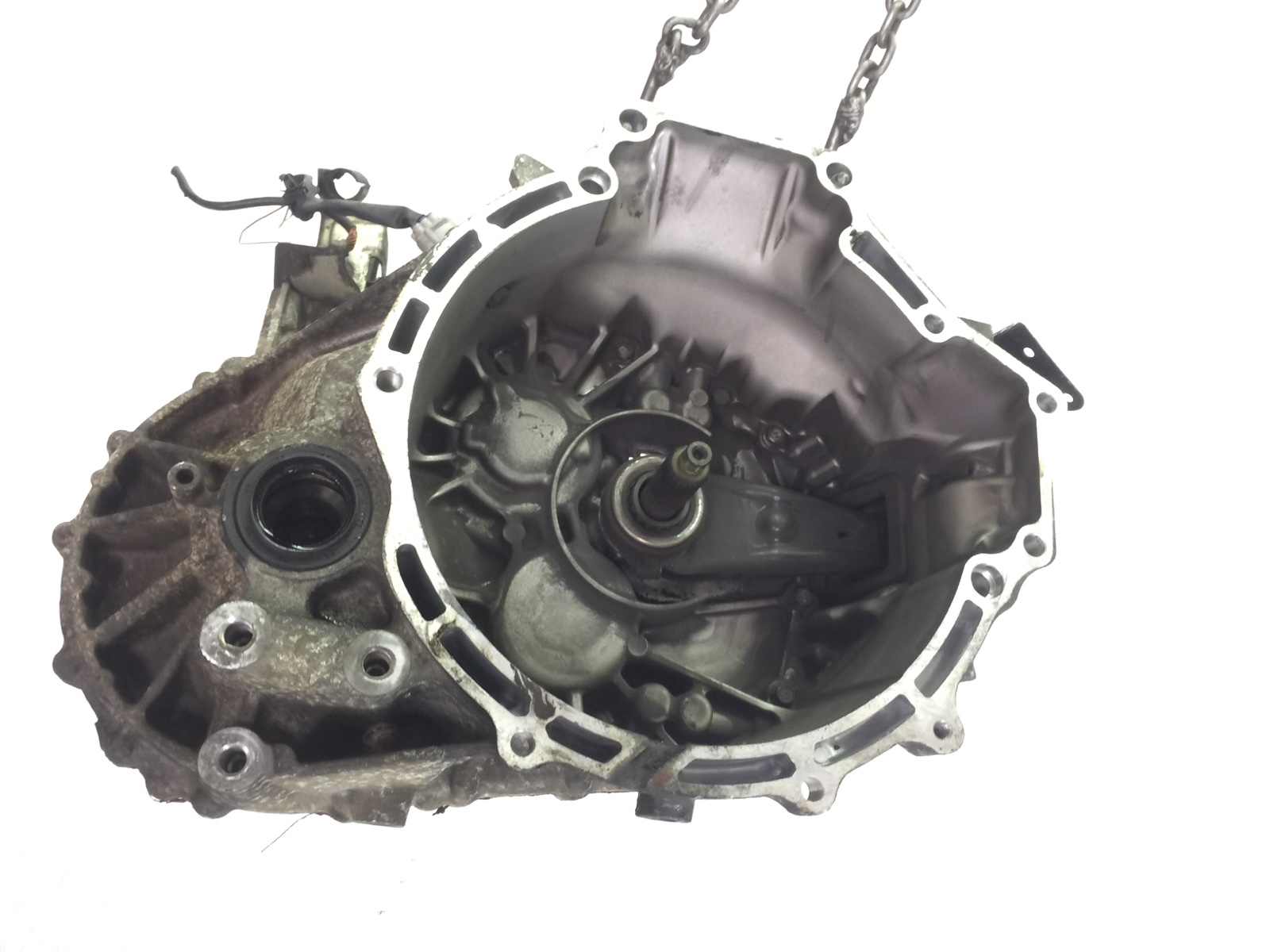 Кпп механическая (мкпп) Mazda 5 2.0 CDT 2007 (б/у)