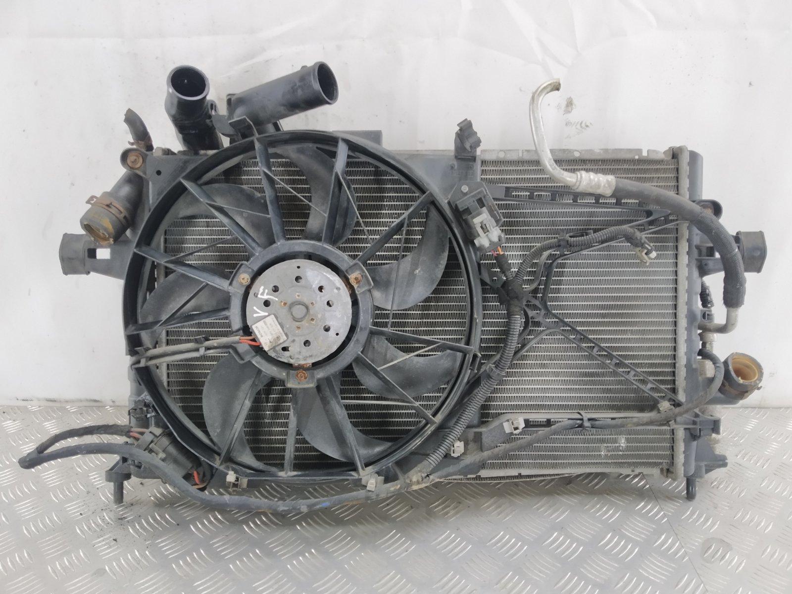 Кассета радиаторов Opel Astra G 1.7 CDTI 2004 (б/у)