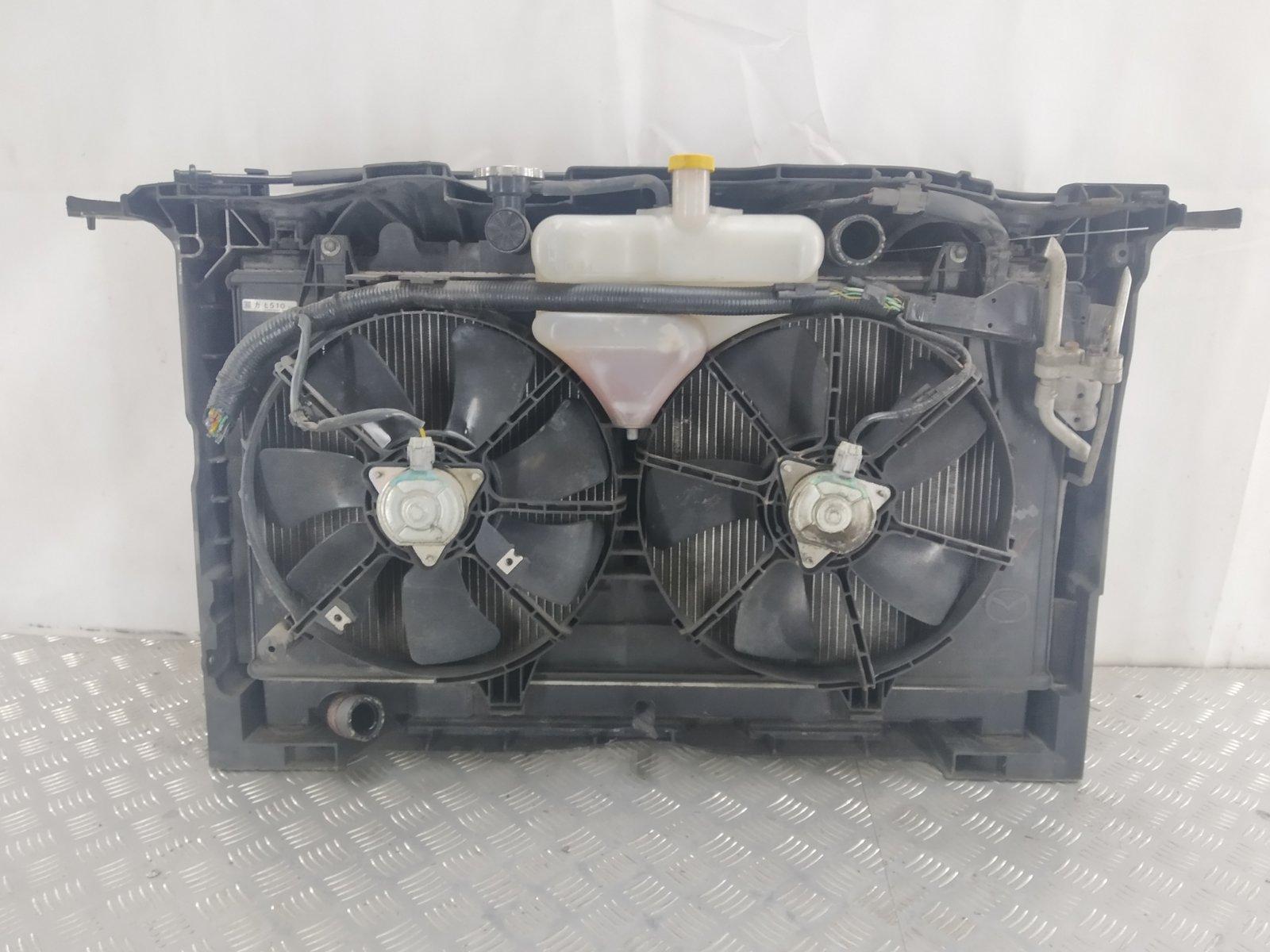 Кассета радиаторов Mazda 6 2.0 TD 2008 (б/у)