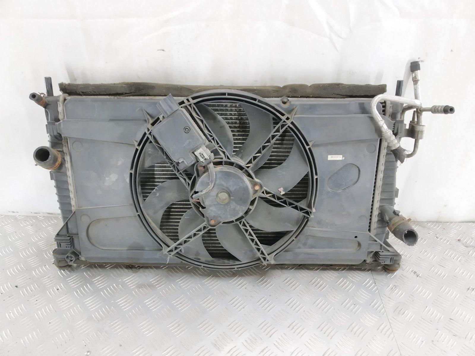 Кассета радиаторов Ford Focus 1.6 I 2007 (б/у)