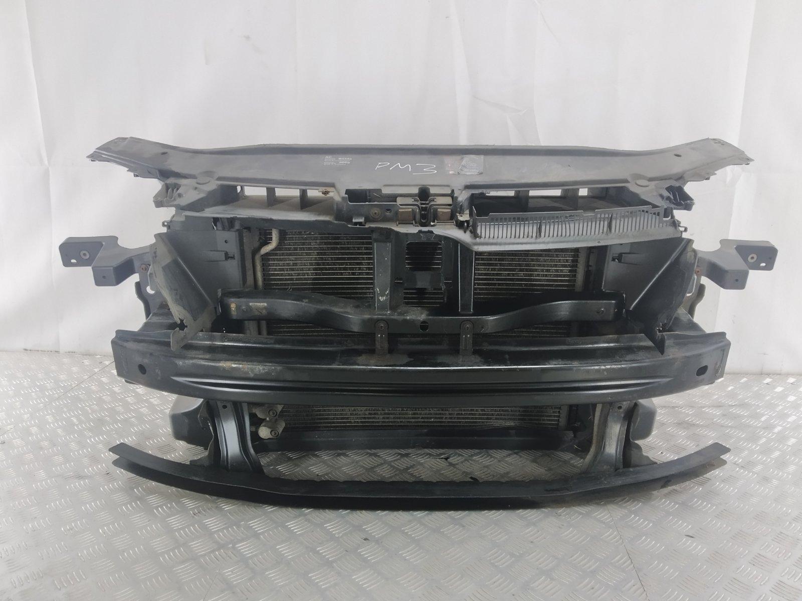 Панель передняя (телевизор) Volkswagen Passat B6 1.9 TDI 2007 (б/у)
