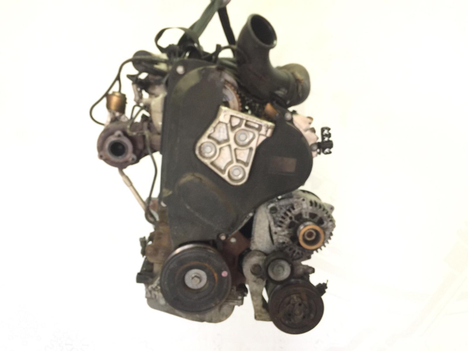 Двигатель Renault Megane 1.9 DCI 2004 (б/у)