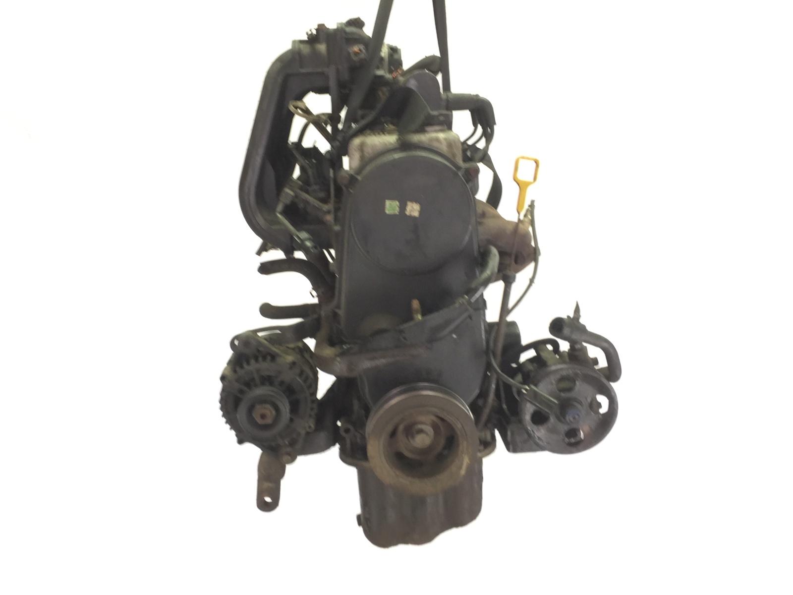 Двигатель Daewoo Matiz 1.0 I 2004 (б/у)