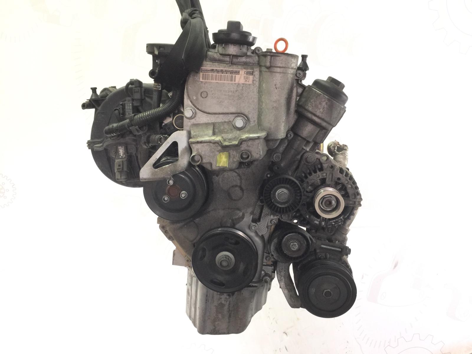 Двигатель Volkswagen Golf 5 1.6 FSI 2005 (б/у)