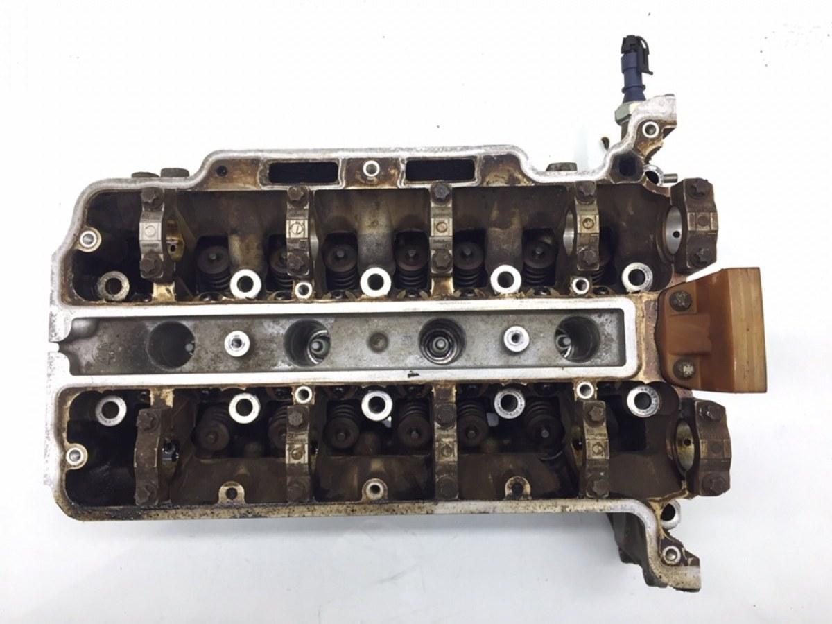Головка блока цилиндров Opel Astra H 1.4 I 2009 (б/у)