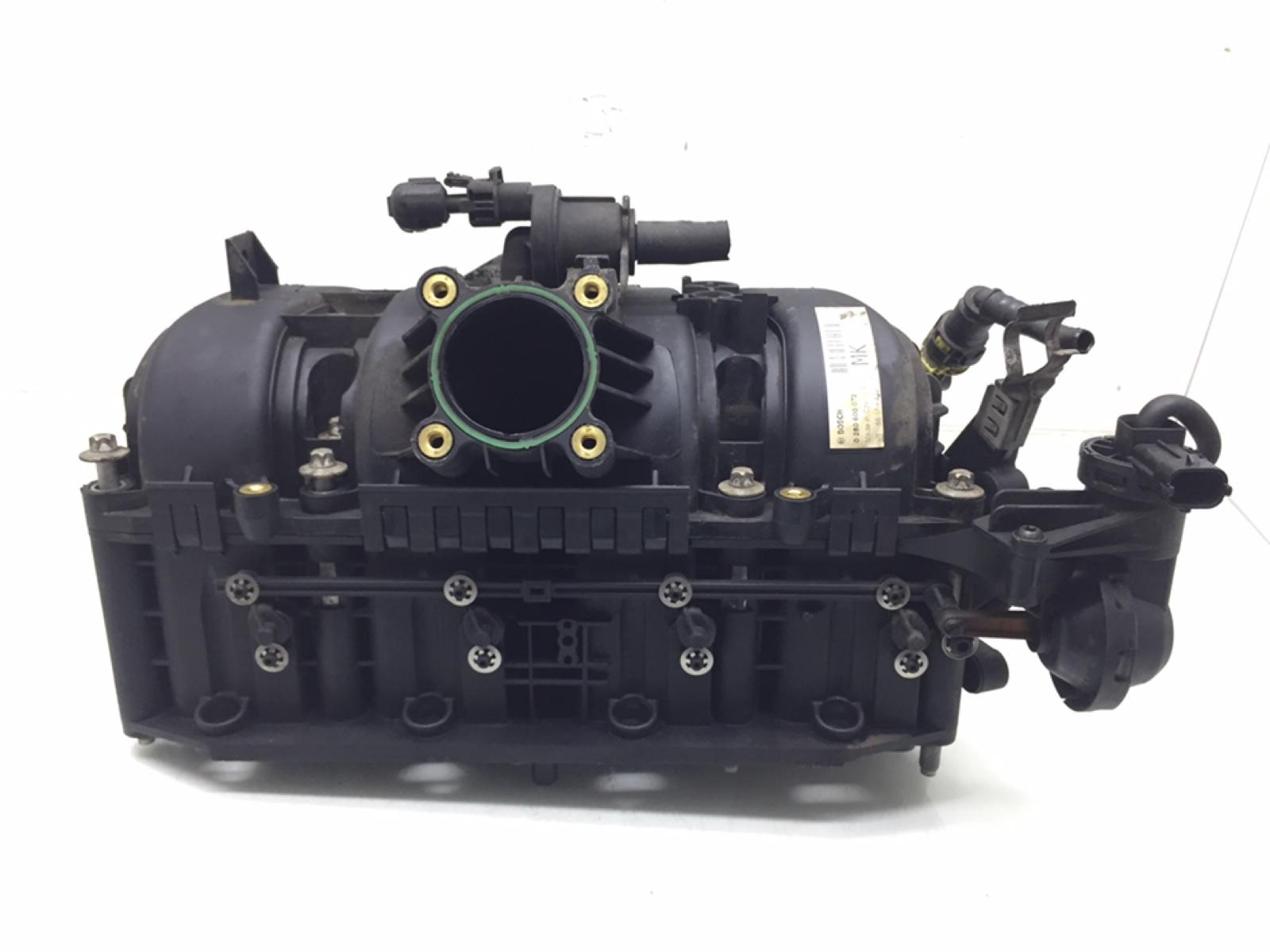 Коллектор впускной Opel Astra H 1.4 I 2009 (б/у)