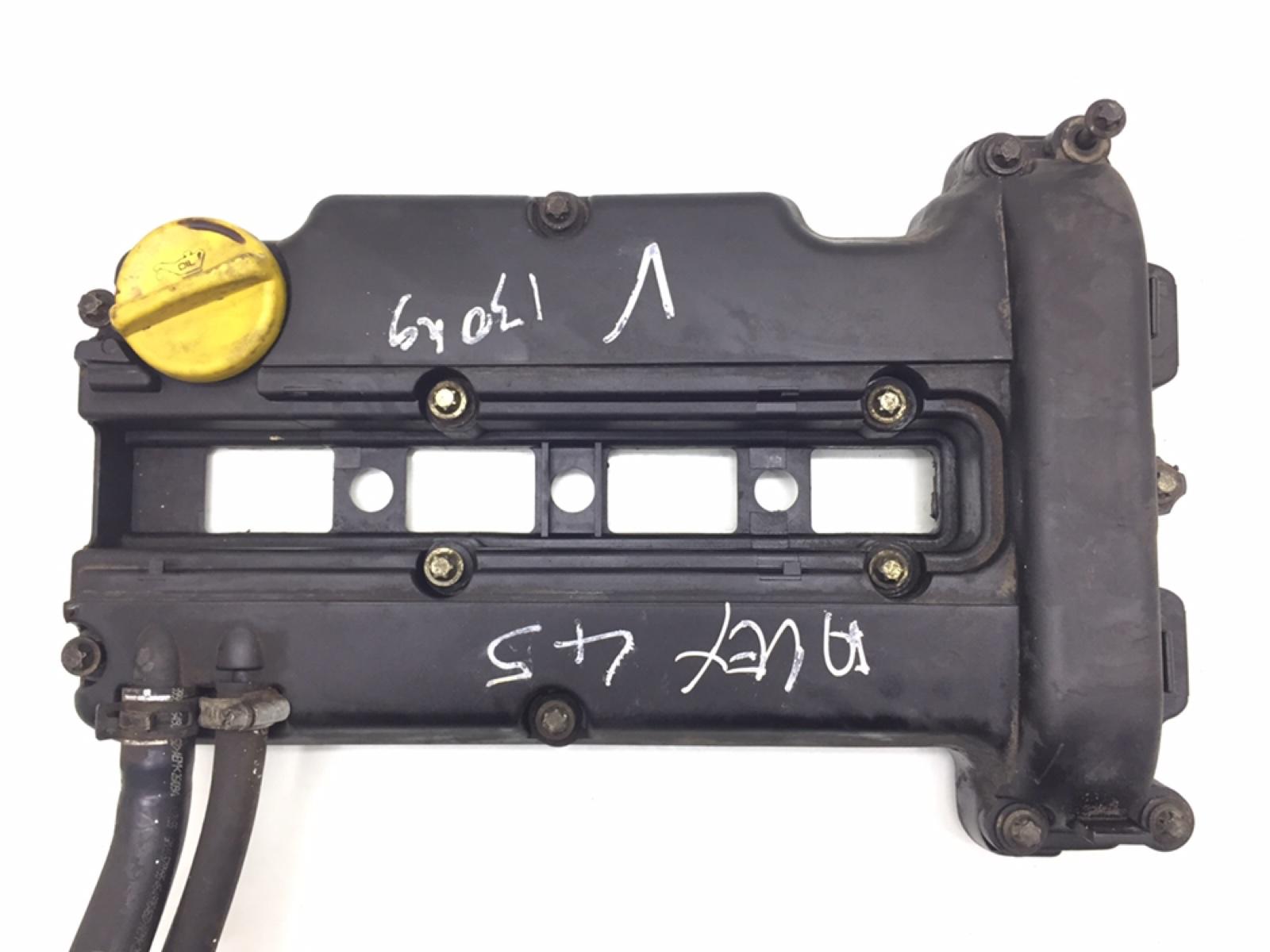 Клапанная крышка Opel Astra H 1.4 I 2009 (б/у)
