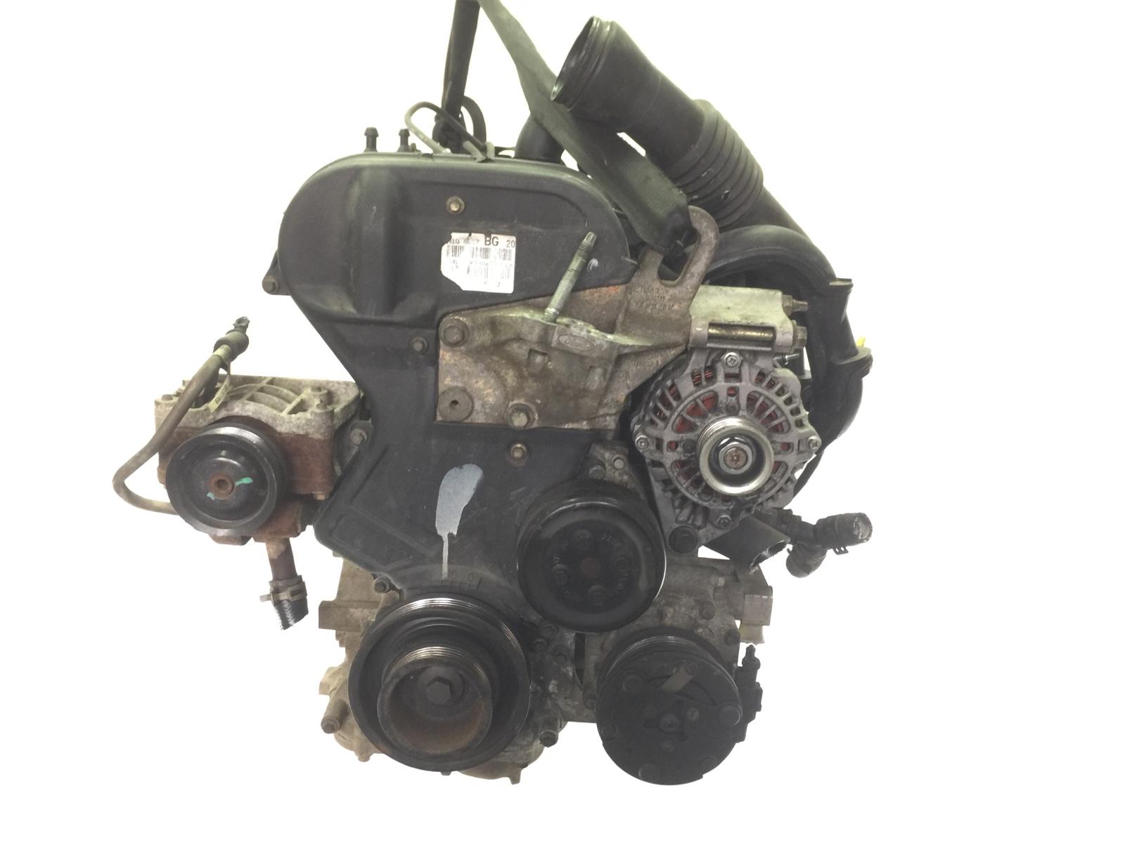 Двигатель Ford Fiesta 1.4 I 2006 (б/у)